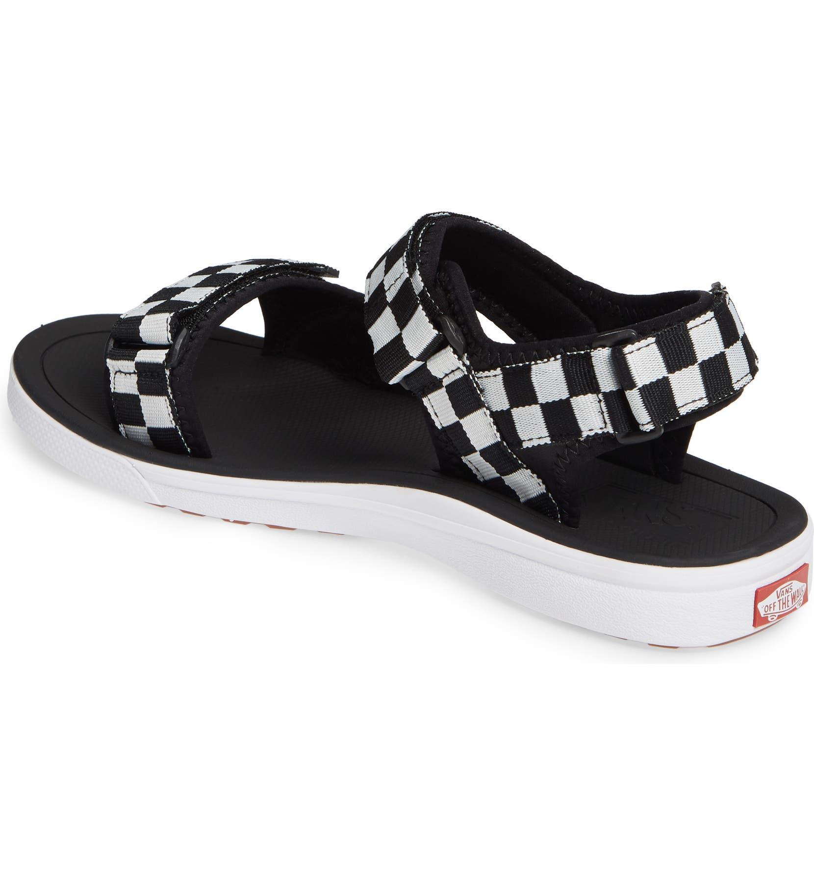 7b71d31eef47 Vans UltraRange Tri Lock Sport Sandal (Men)