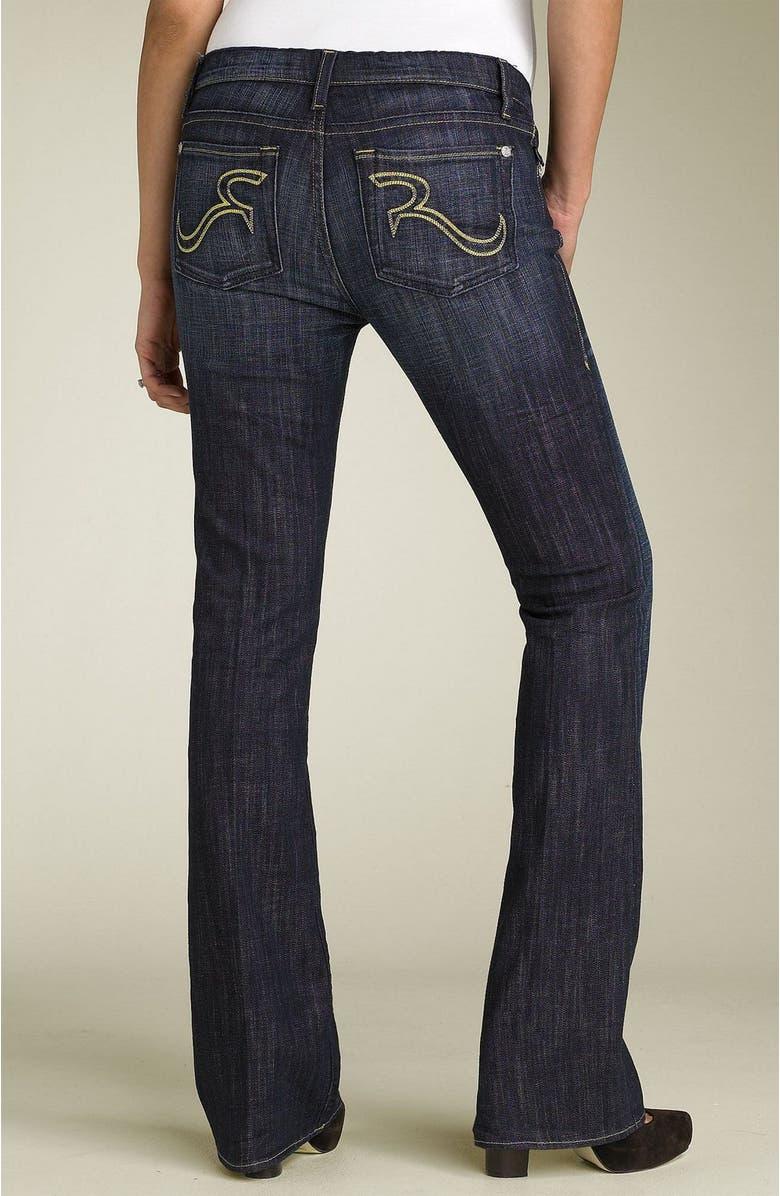 2937e26d6f3e7 Rock & Republic 'Tyler' Maternity Stretch Jeans (Amethyst Blue ...