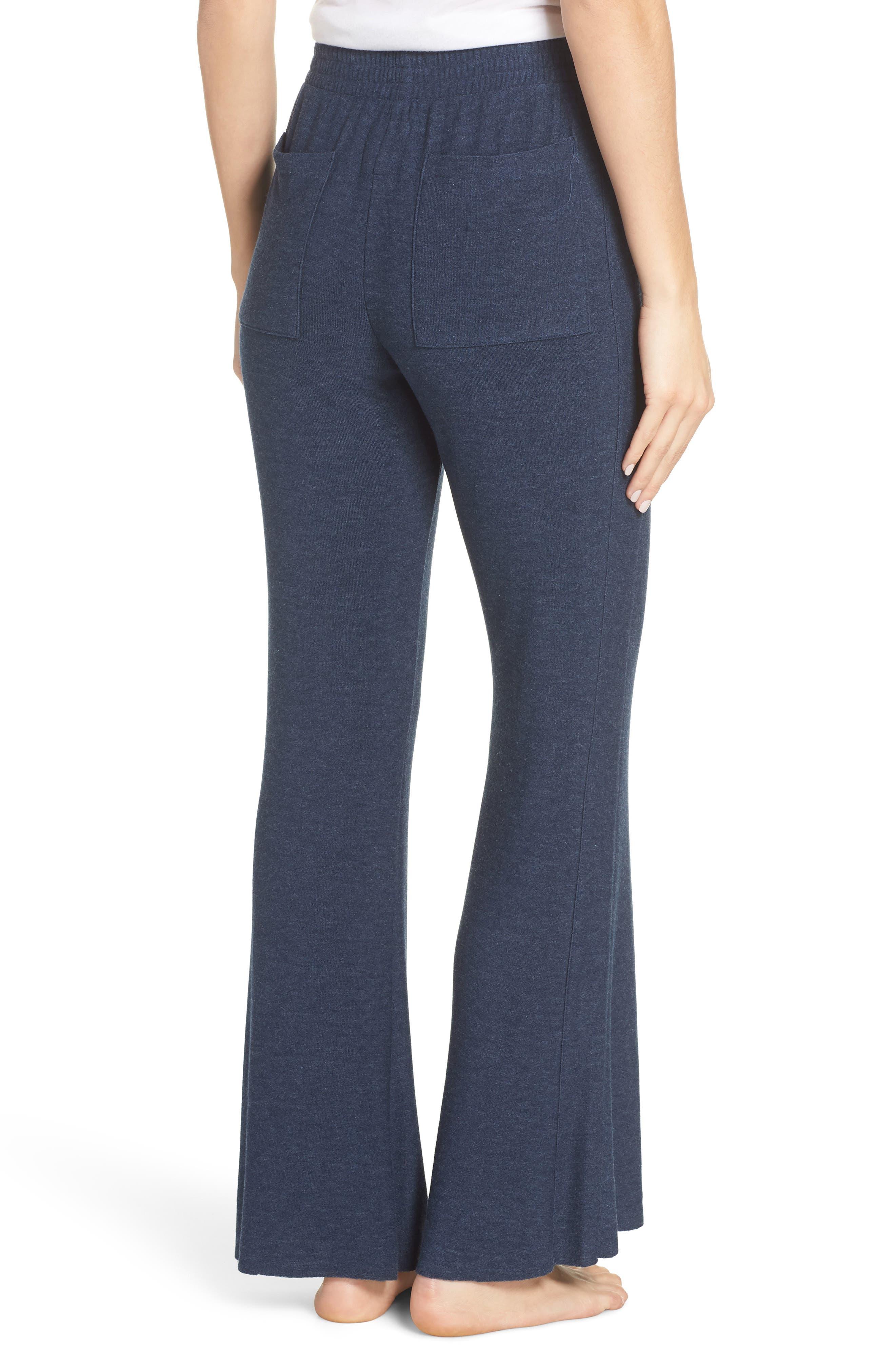 CHASER, Wide Leg Pajama Pants, Alternate thumbnail 2, color, 406
