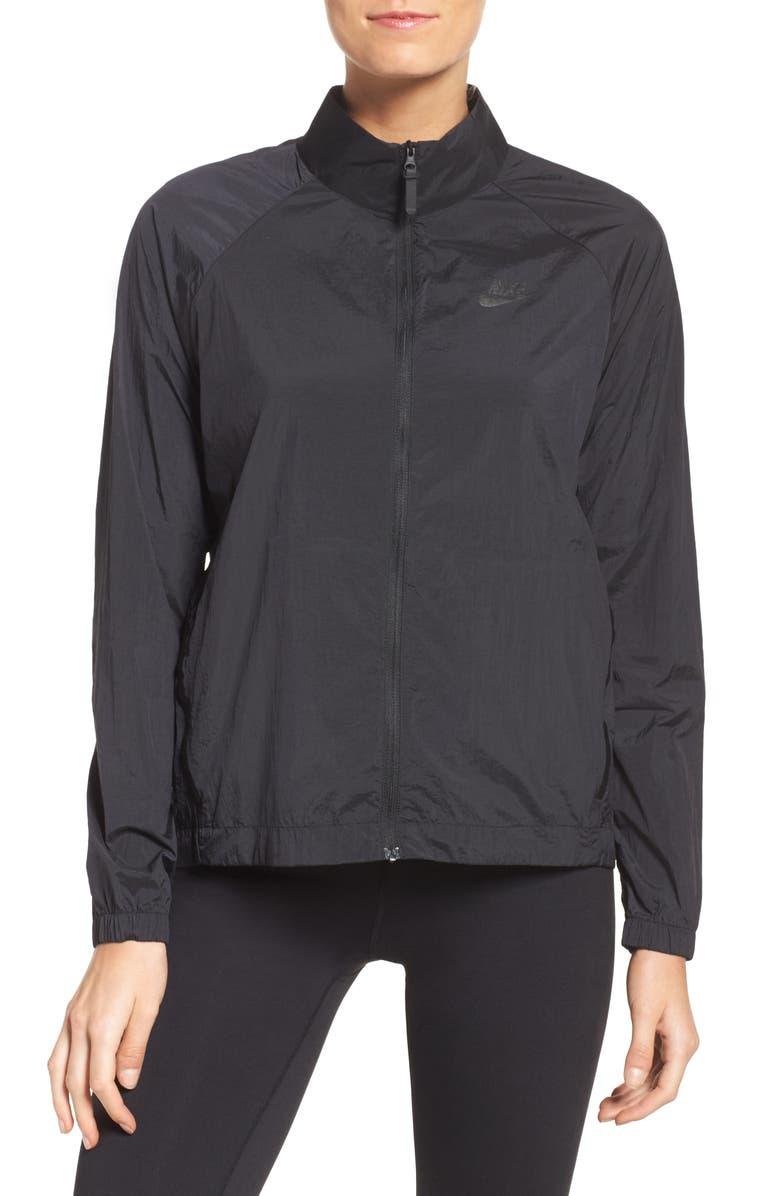 ae4a4fc970e3 Nike Sportswear Tech Hypermesh Jacket