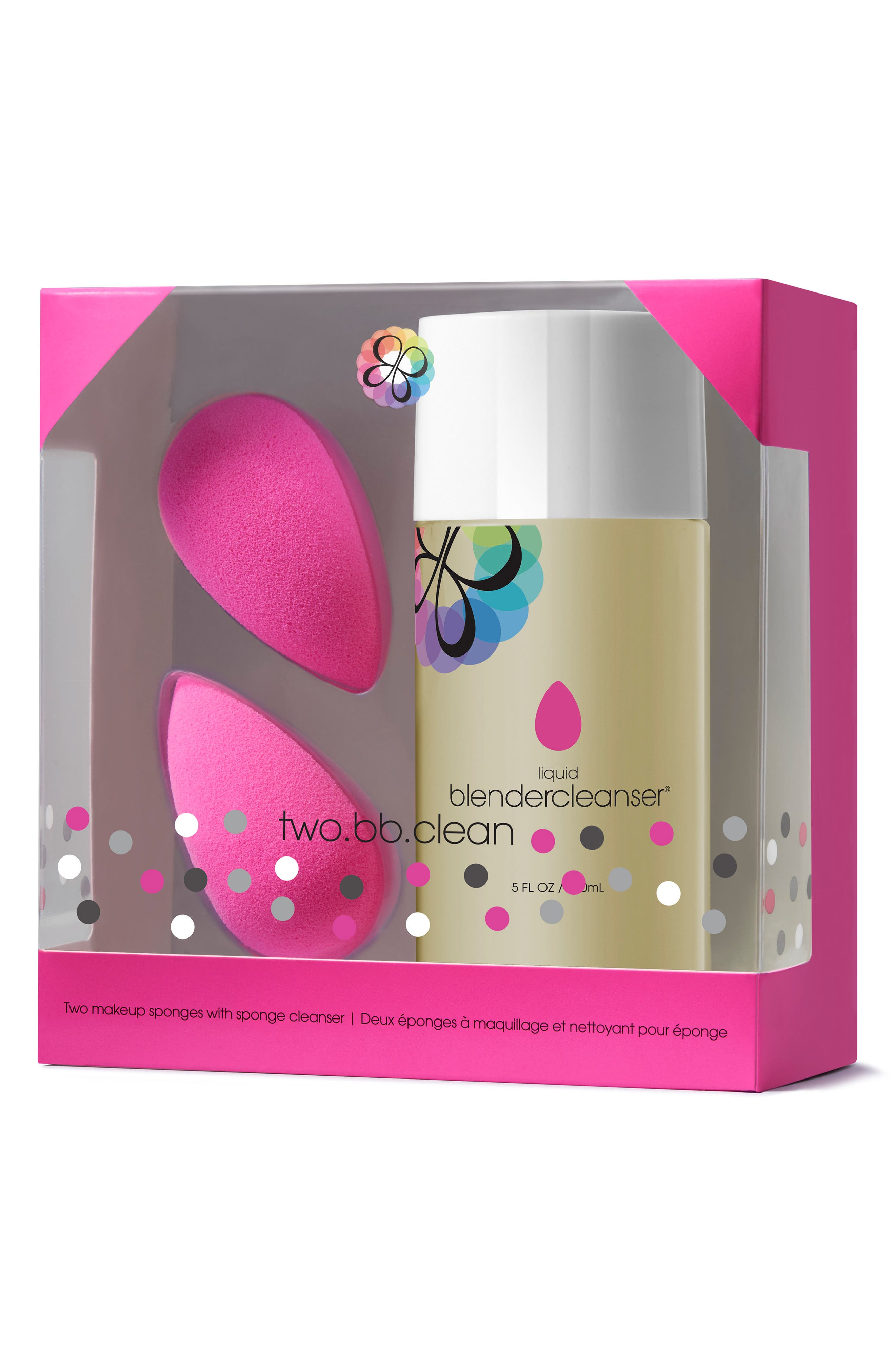 BEAUTYBLENDER<SUP>®</SUP>, two.bb.clean Set, Alternate thumbnail 2, color, NO COLOR