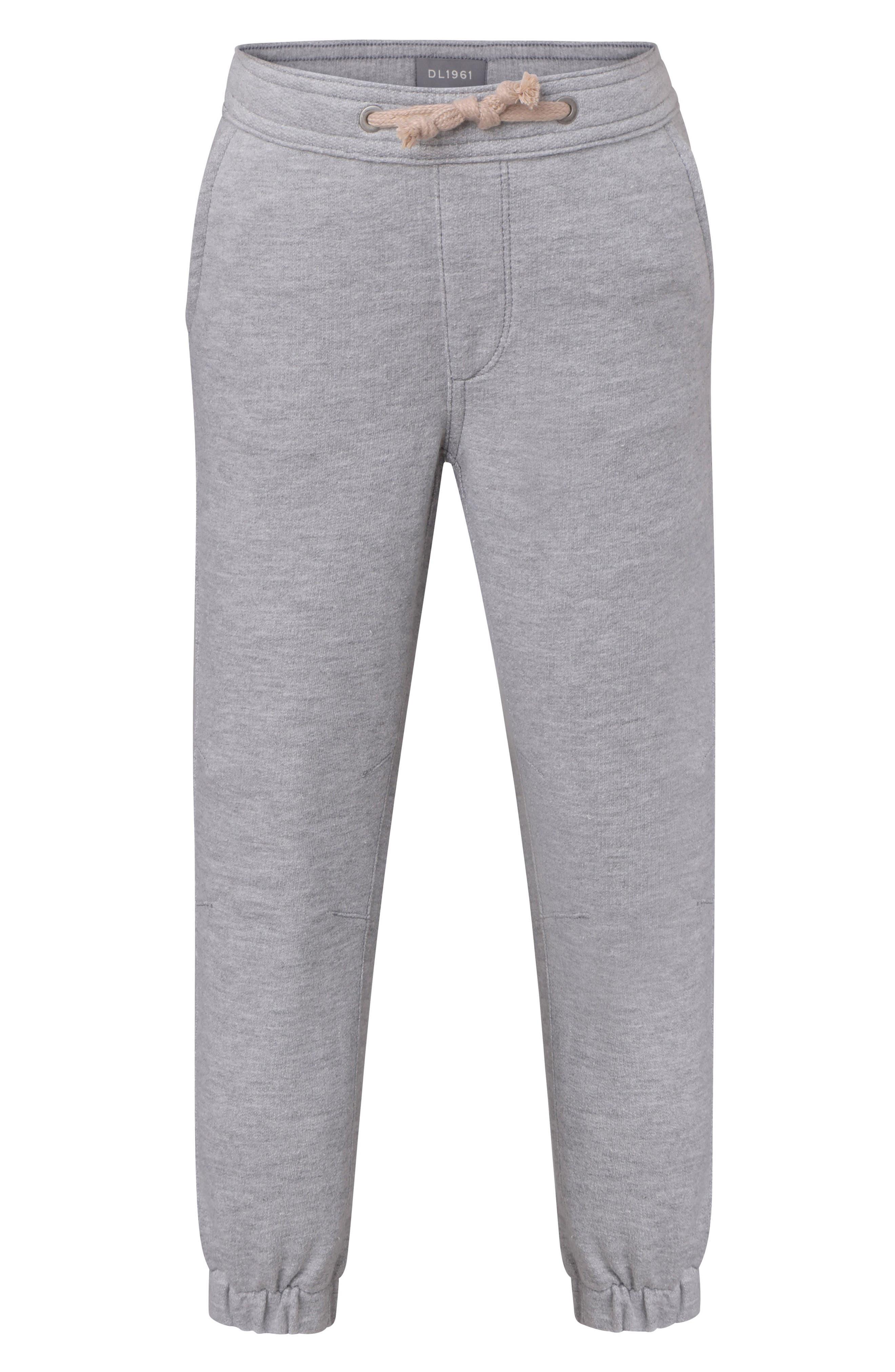 DL1961 Cotton Blend Sweatpants, Main, color, RACER