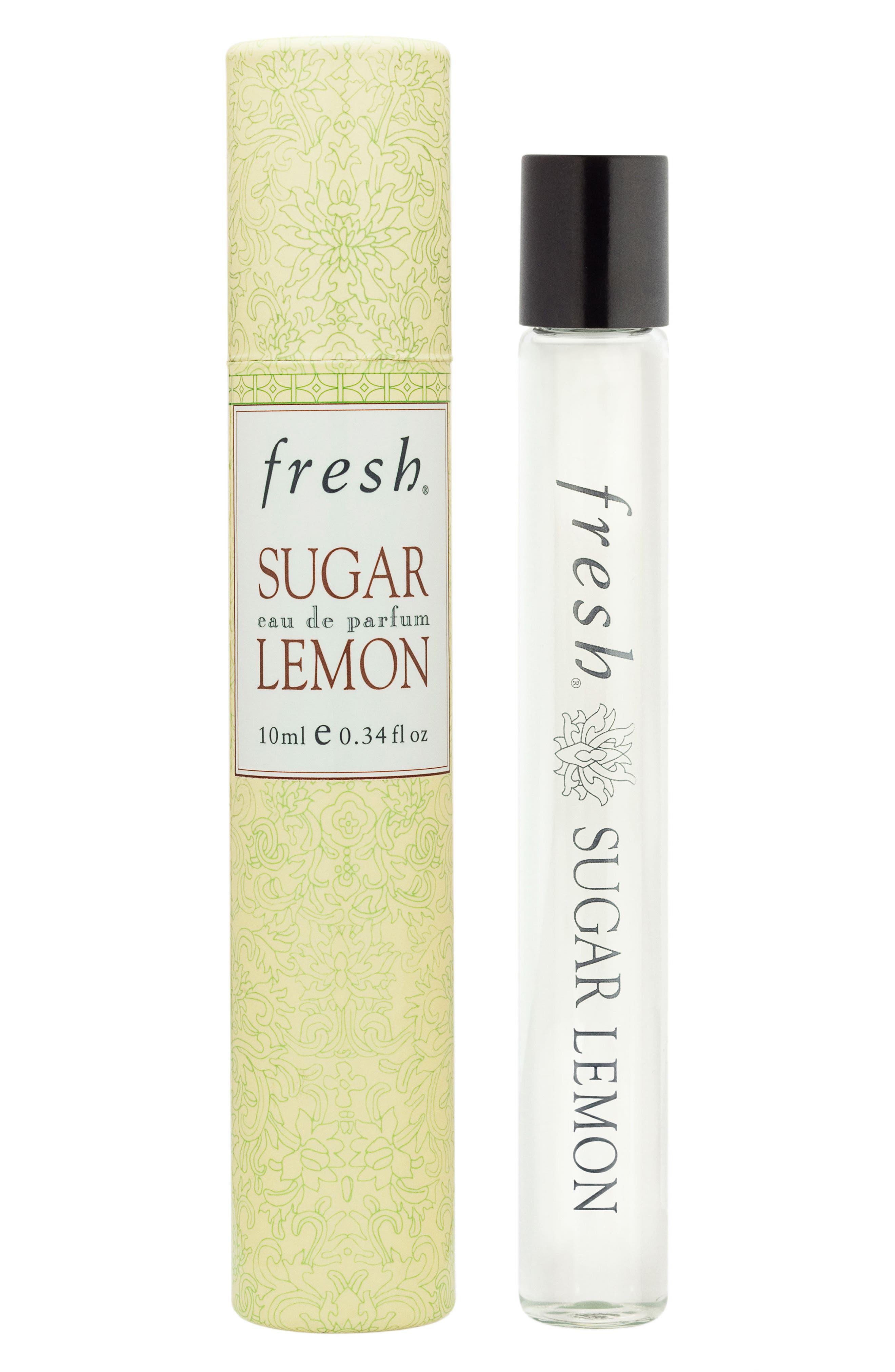 FRESH<SUP>®</SUP>, Sugar Lemon Eau de Parfum, Alternate thumbnail 2, color, NO COLOR