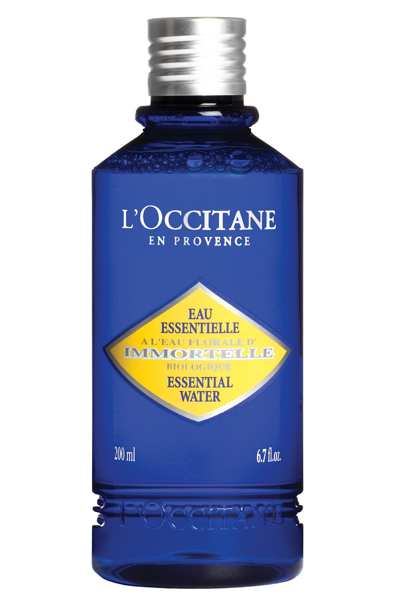 L'OCCITANE Immortelle Essential Water, Main, color, 000