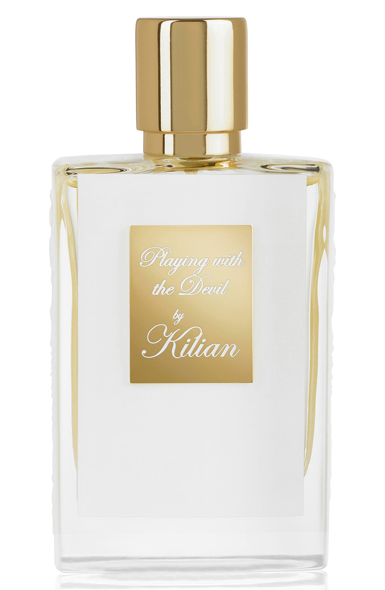 KILIAN 'In the Garden of Good and Evil - Playing with the Devil' Refillable Fragrance, Main, color, NO COLOR