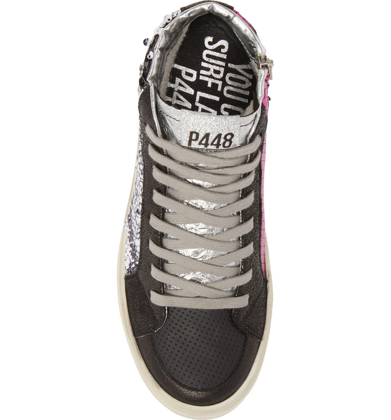 e17b8843ff71ae P448 Skate High Top Sneaker (Women)