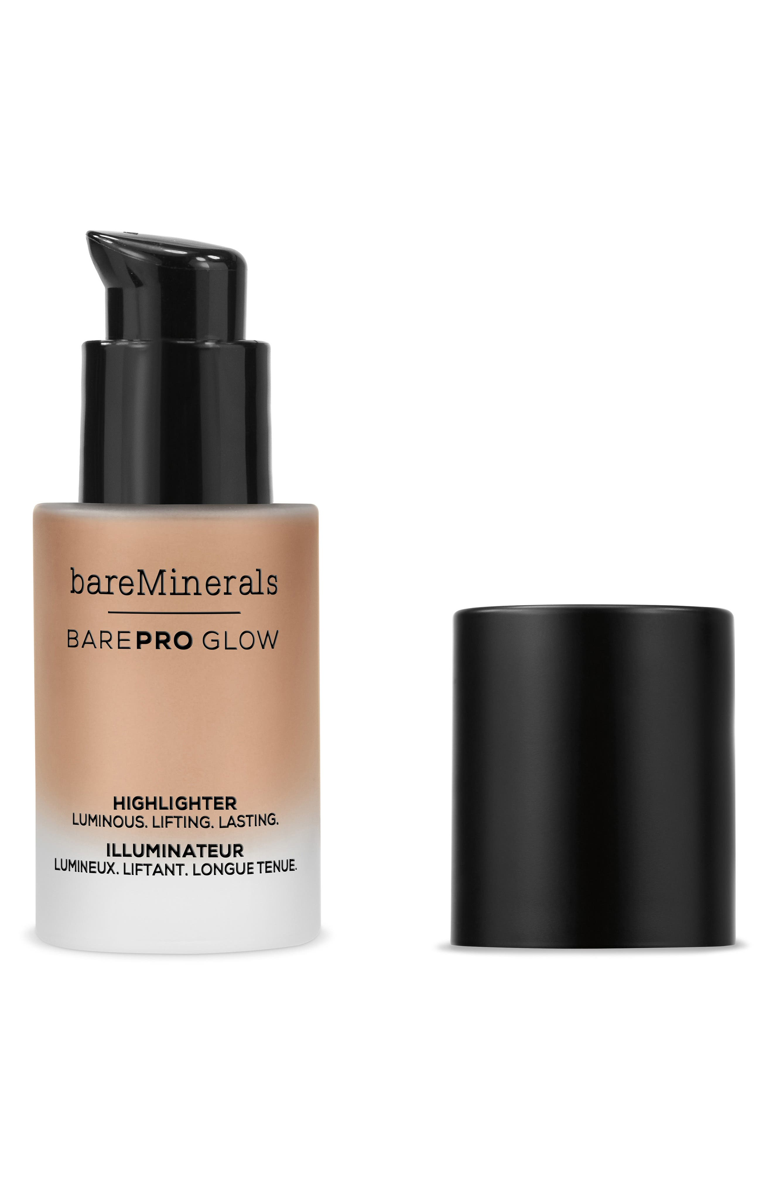 BAREMINERALS<SUP>®</SUP>, BarePro Glow Highlighter, Alternate thumbnail 5, color, FREE