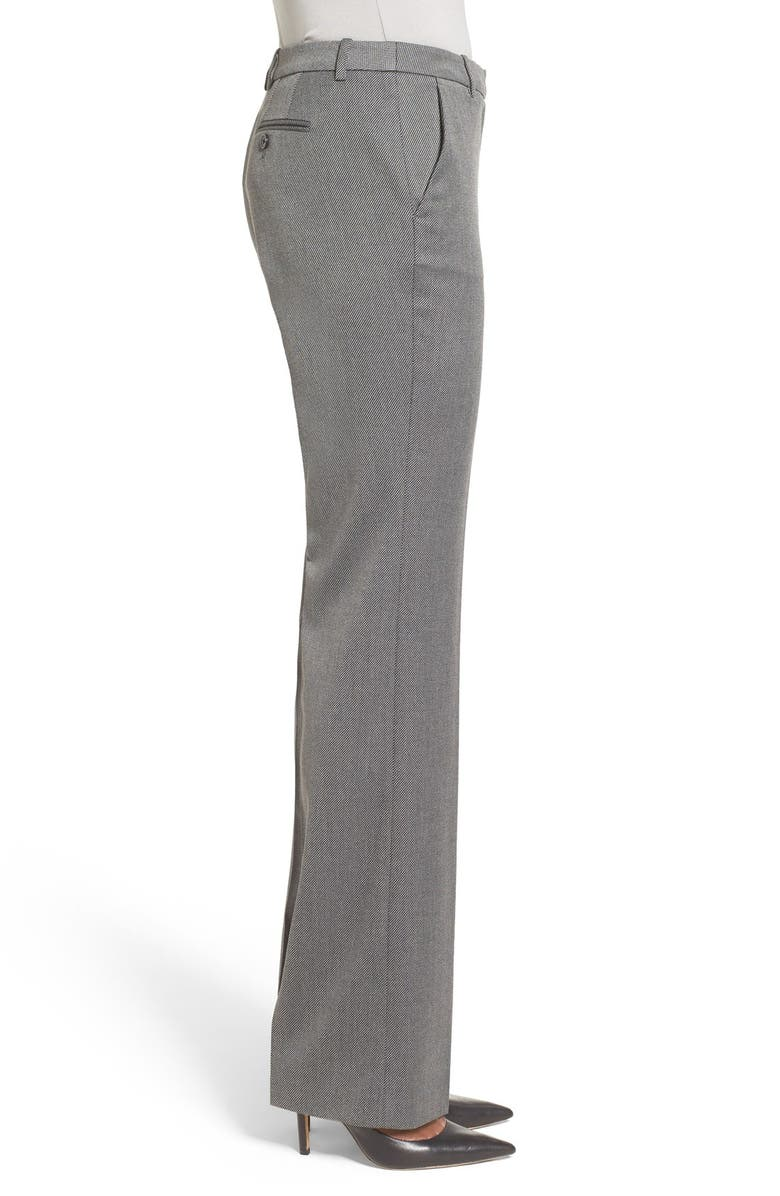 3f8bc44e7 Ellen Tracy Twill Bootcut Trousers | Nordstrom