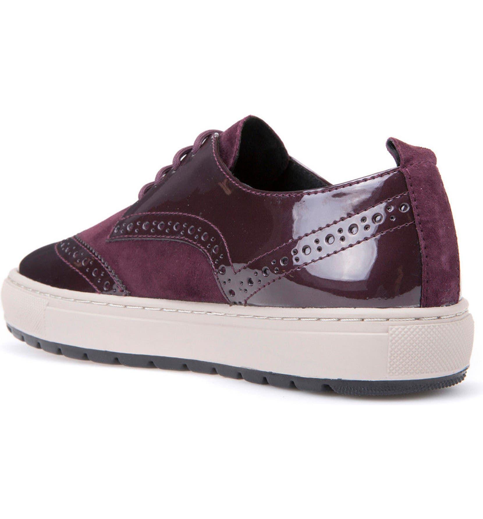 b7102595be7 Geox Breeda Oxford Sneaker (Women)