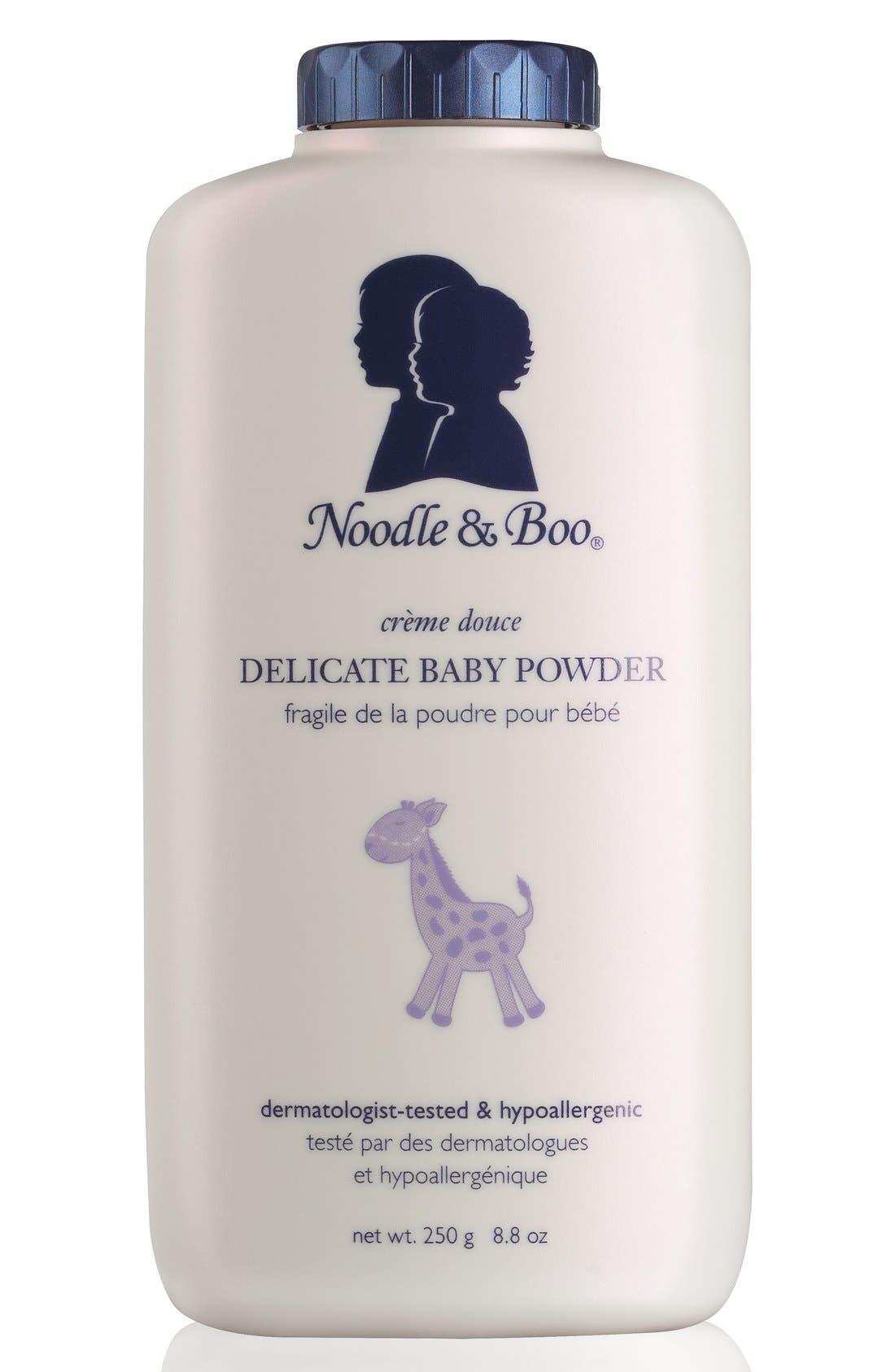 NOODLE & BOO Delicate Baby Powder, Main, color, MULTI