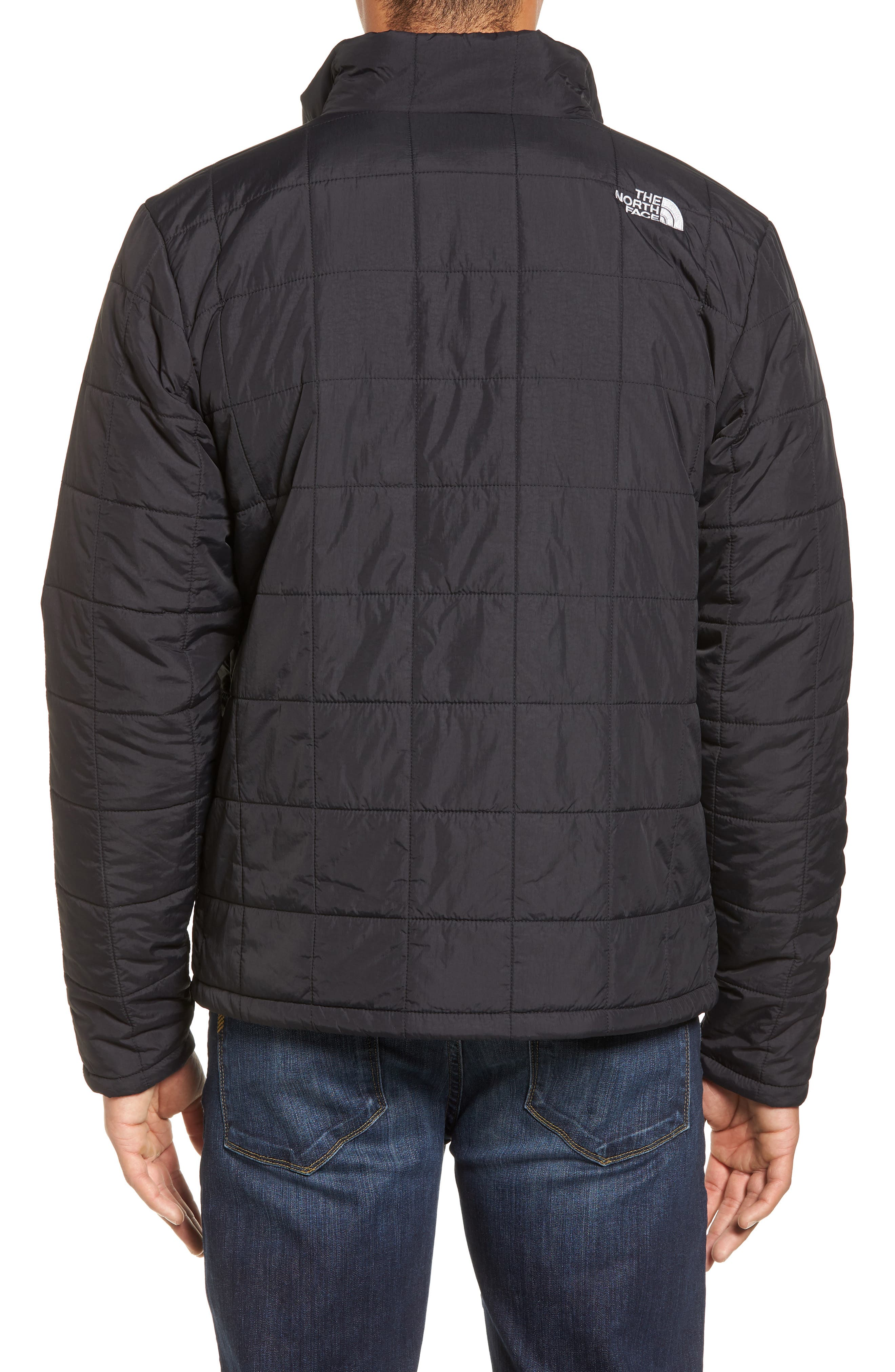 THE NORTH FACE, Harway Heatseaker<sup>™</sup> Jacket, Alternate thumbnail 2, color, 001