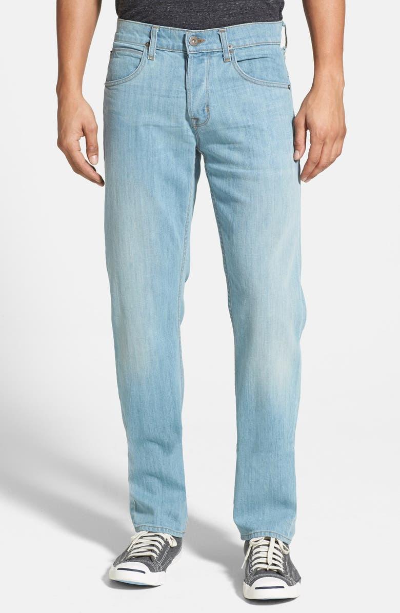 1cef0312b1e Hudson Jeans  Byron  Slim Straight Leg Jeans (Watering Hole)