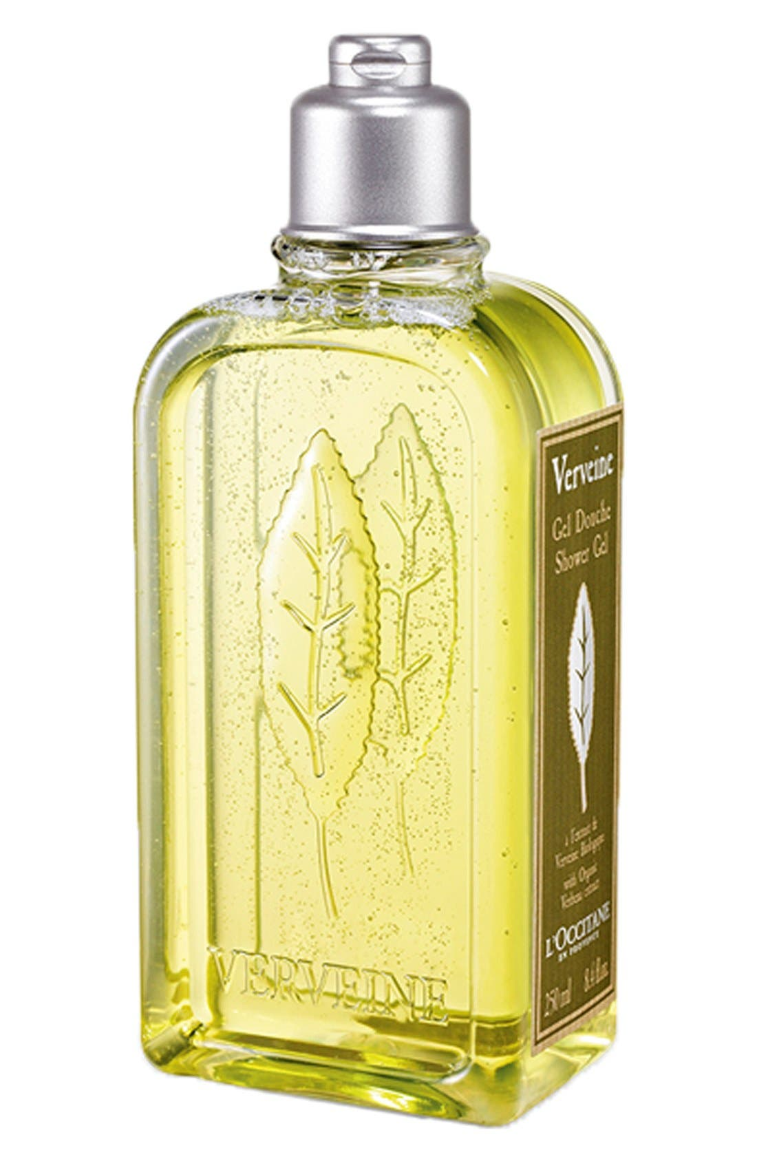 L'OCCITANE, Verbena Shower Gel, Main thumbnail 1, color, NO COLOR