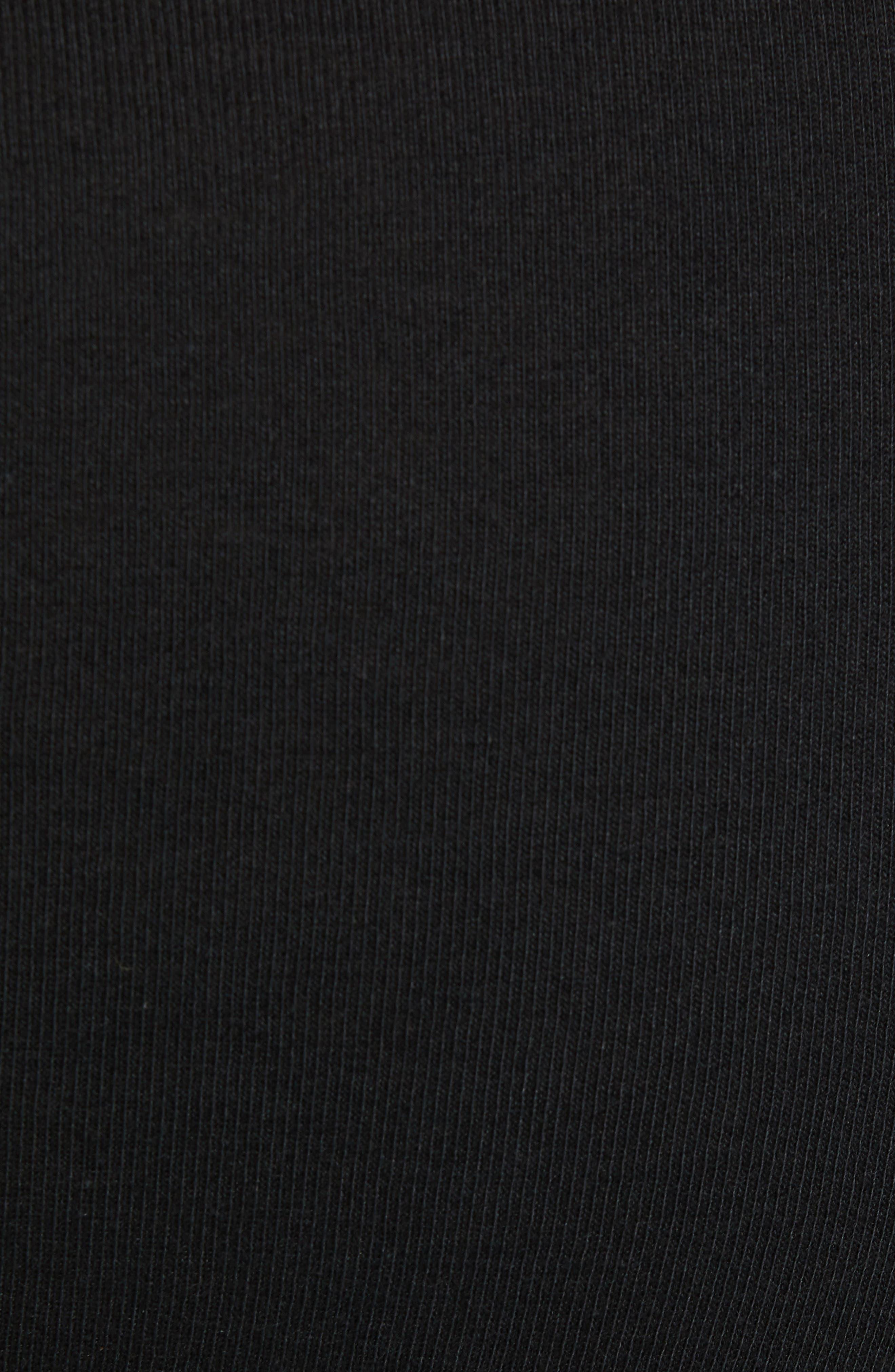 POLO RALPH LAUREN, 3-Pack Cotton Boxer Briefs, Alternate thumbnail 6, color, BLACK/ RED