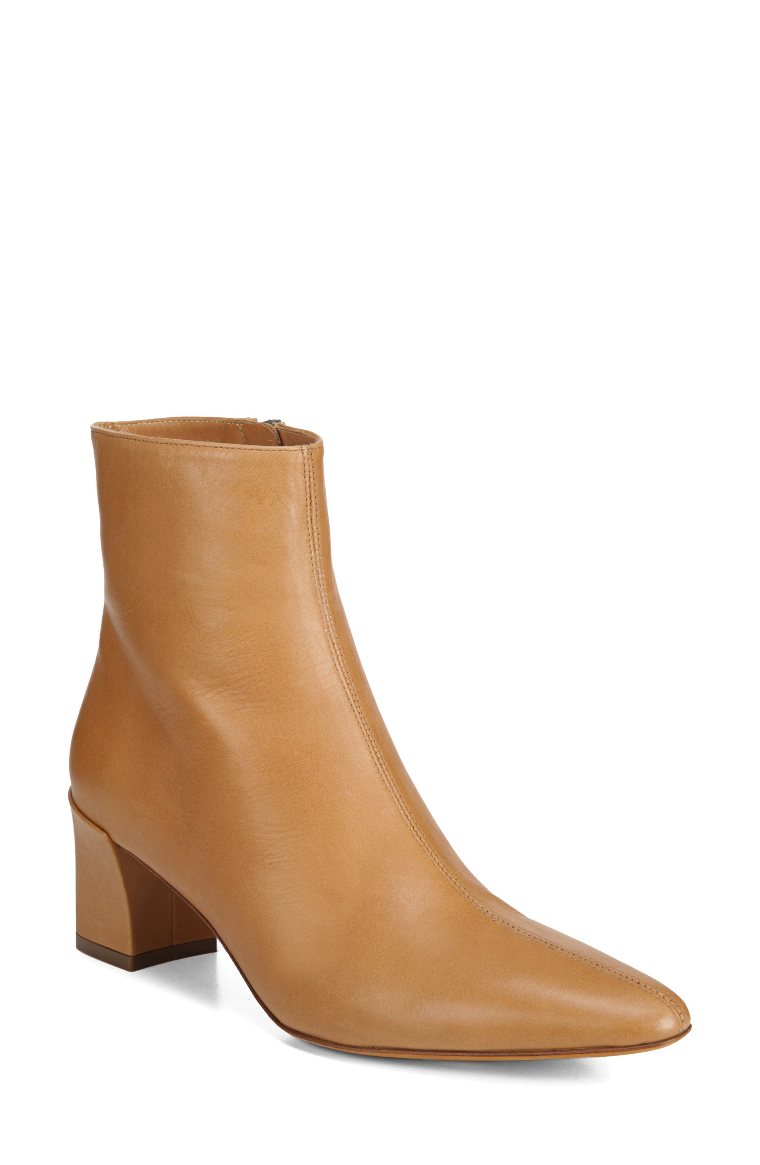 Vince Lanica Bootie- Brown