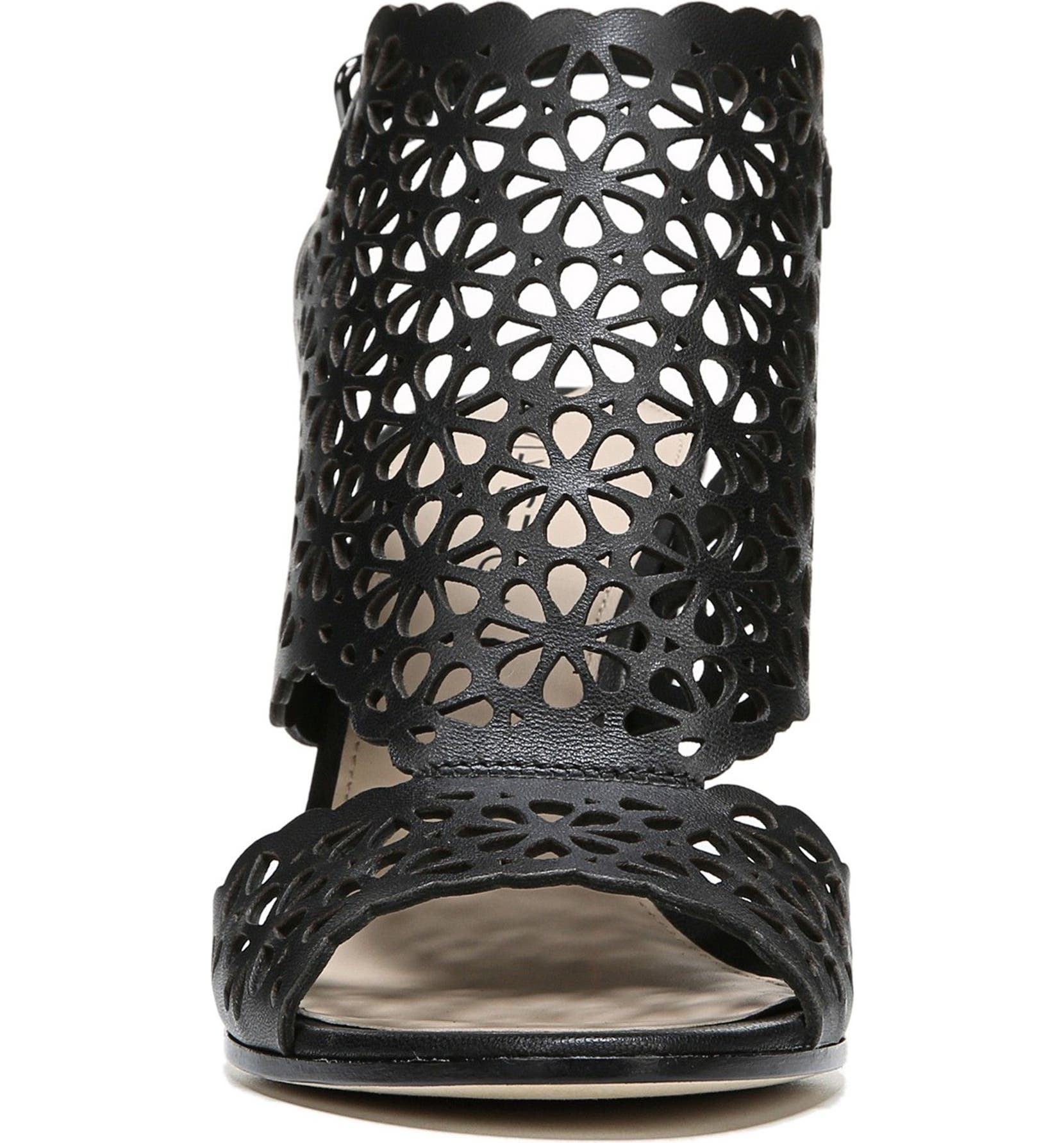 f262d0f4a Via Spiga Garnet Perforated Ankle Strap Sandal (Women)