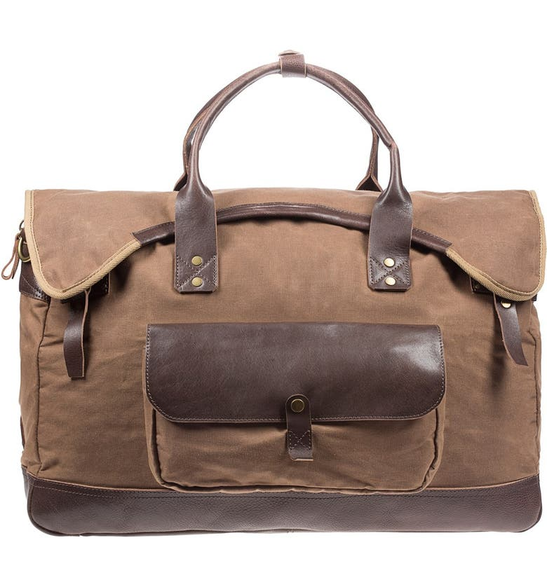 Will Leather Goods 'Mt  Hood' Duffel Bag | Nordstrom