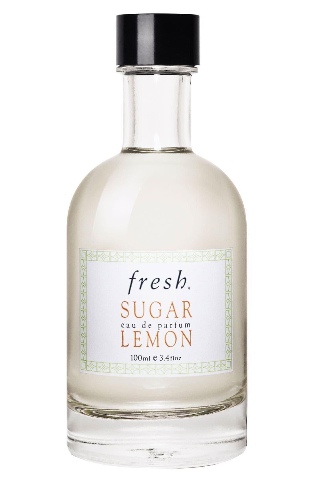 FRESH<SUP>®</SUP>, Sugar Lemon Eau de Parfum, Main thumbnail 1, color, NO COLOR