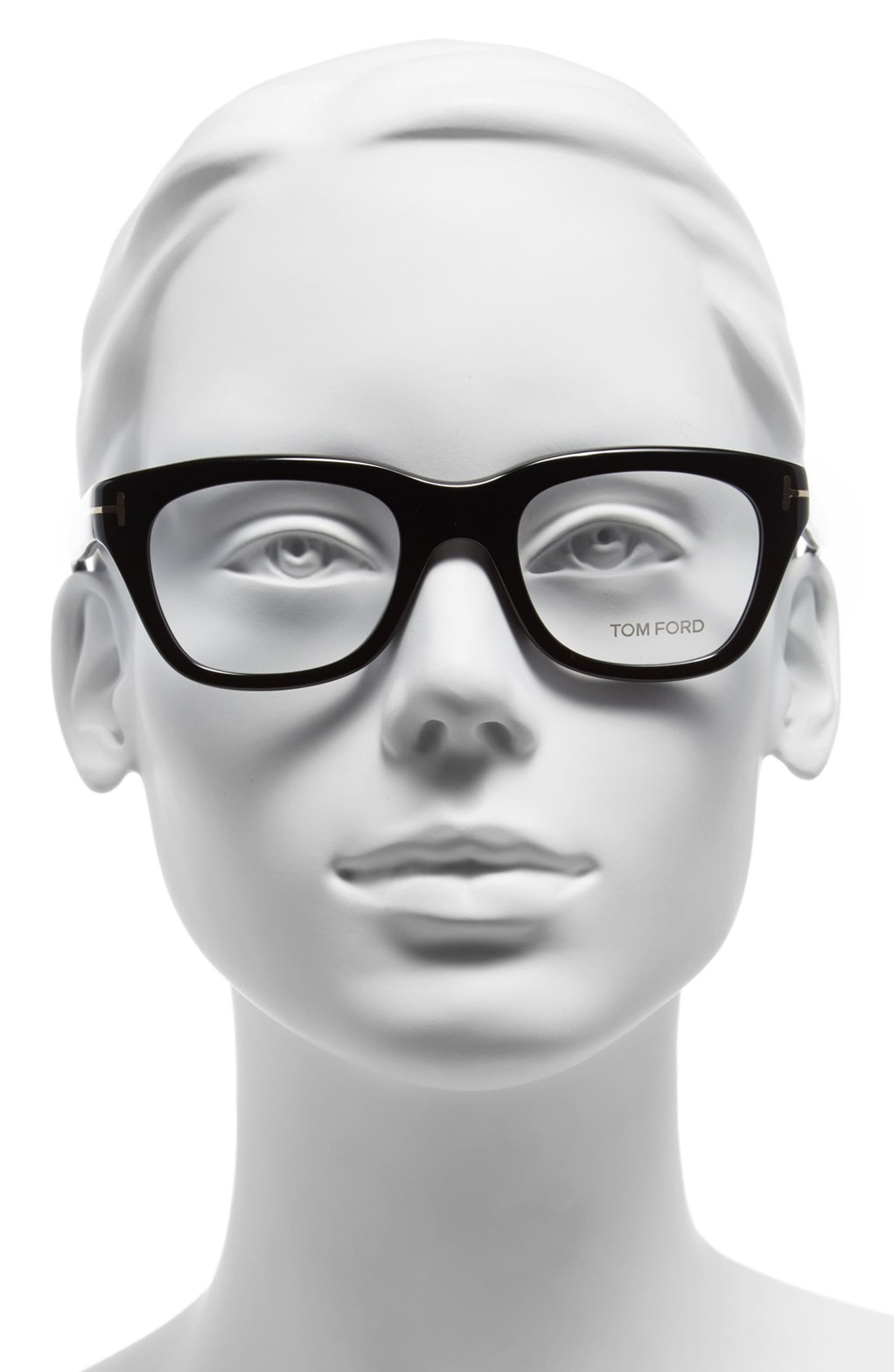 575460b3e55 Tom Ford 50mm Optical Glasses (Online Only)