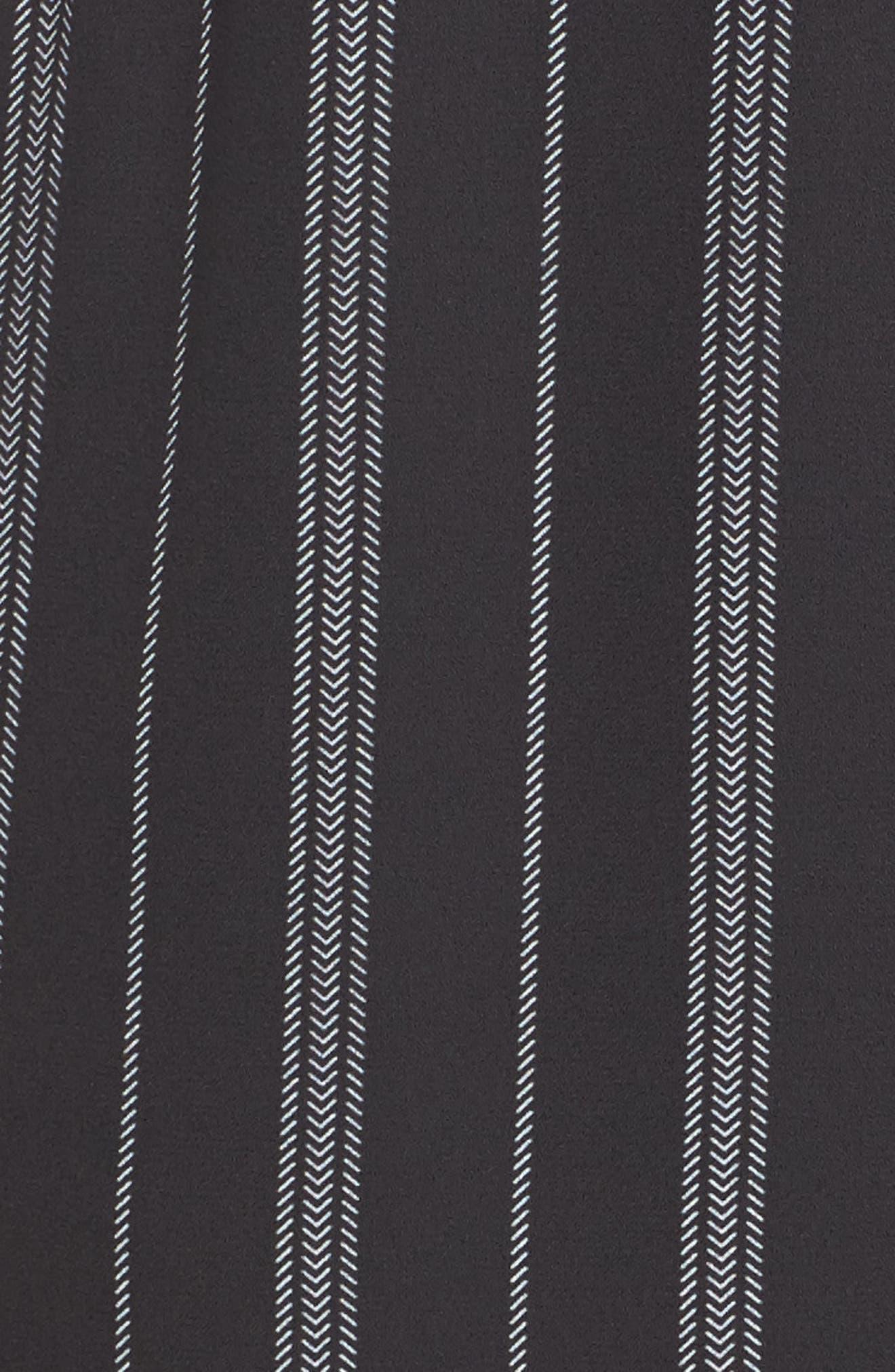 ALI & JAY, Poolside Periodicals Crop Top & Culottes Set, Alternate thumbnail 5, color, 651