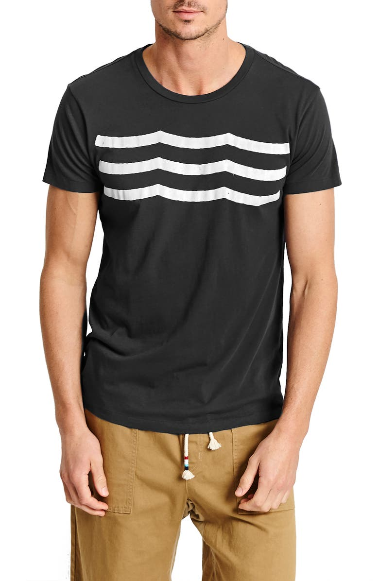 Sol Angeles T-shirts WAVES T-SHIRT