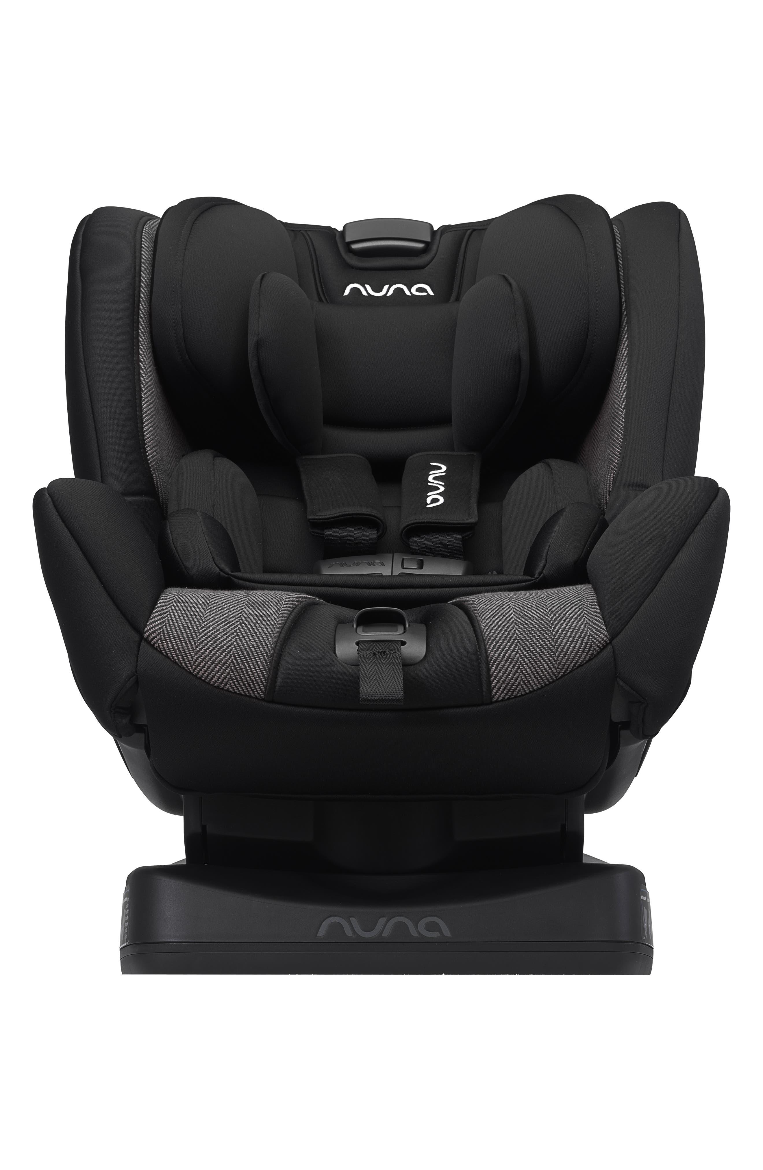 NUNA, RAVA<sup>™</sup> Convertible Car Seat, Alternate thumbnail 11, color, VERONA CAVIAR