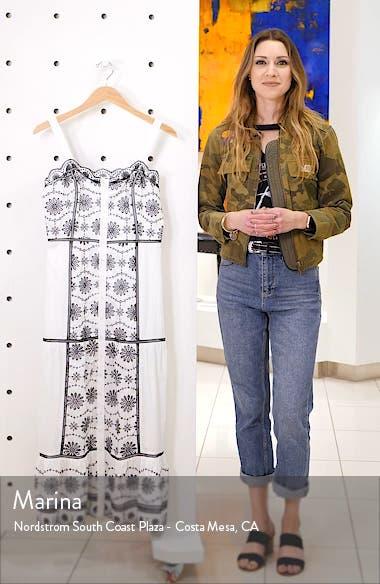 Sasha Broderie Anglaise Dress, sales video thumbnail
