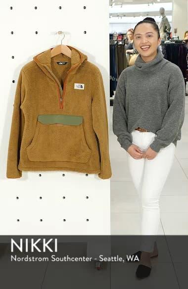 Campshire Anorak Fleece Jacket, sales video thumbnail