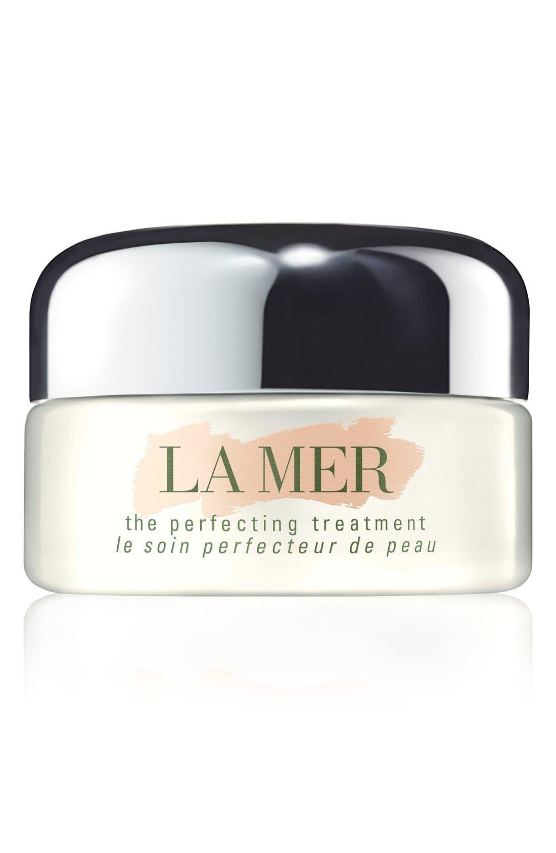 LA MER, The Perfecting Treatment Gel, Main thumbnail 1, color, NO COLOR