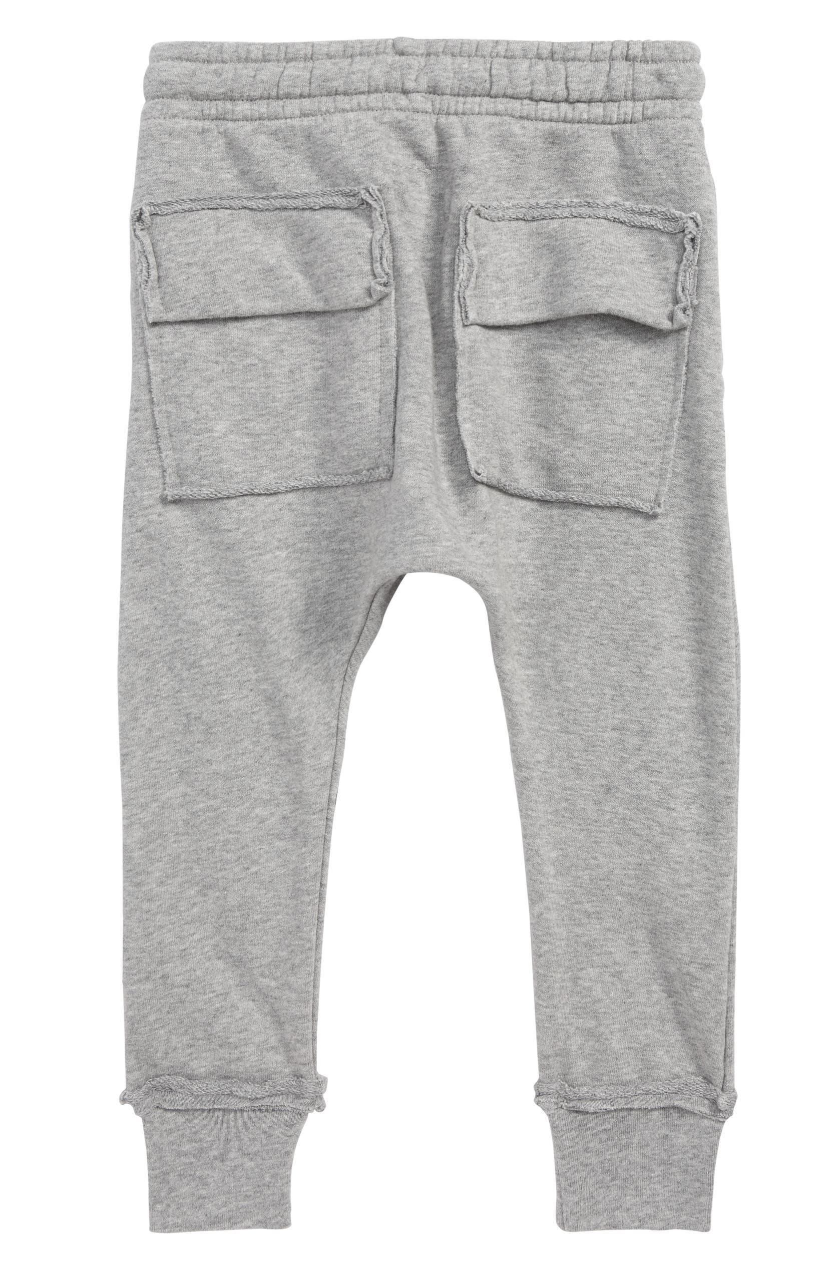 b1067f783 Nununu Skull Robot Patch Baggy Pants (Toddler Boys, Little Boys & Big Boys)  | Nordstrom
