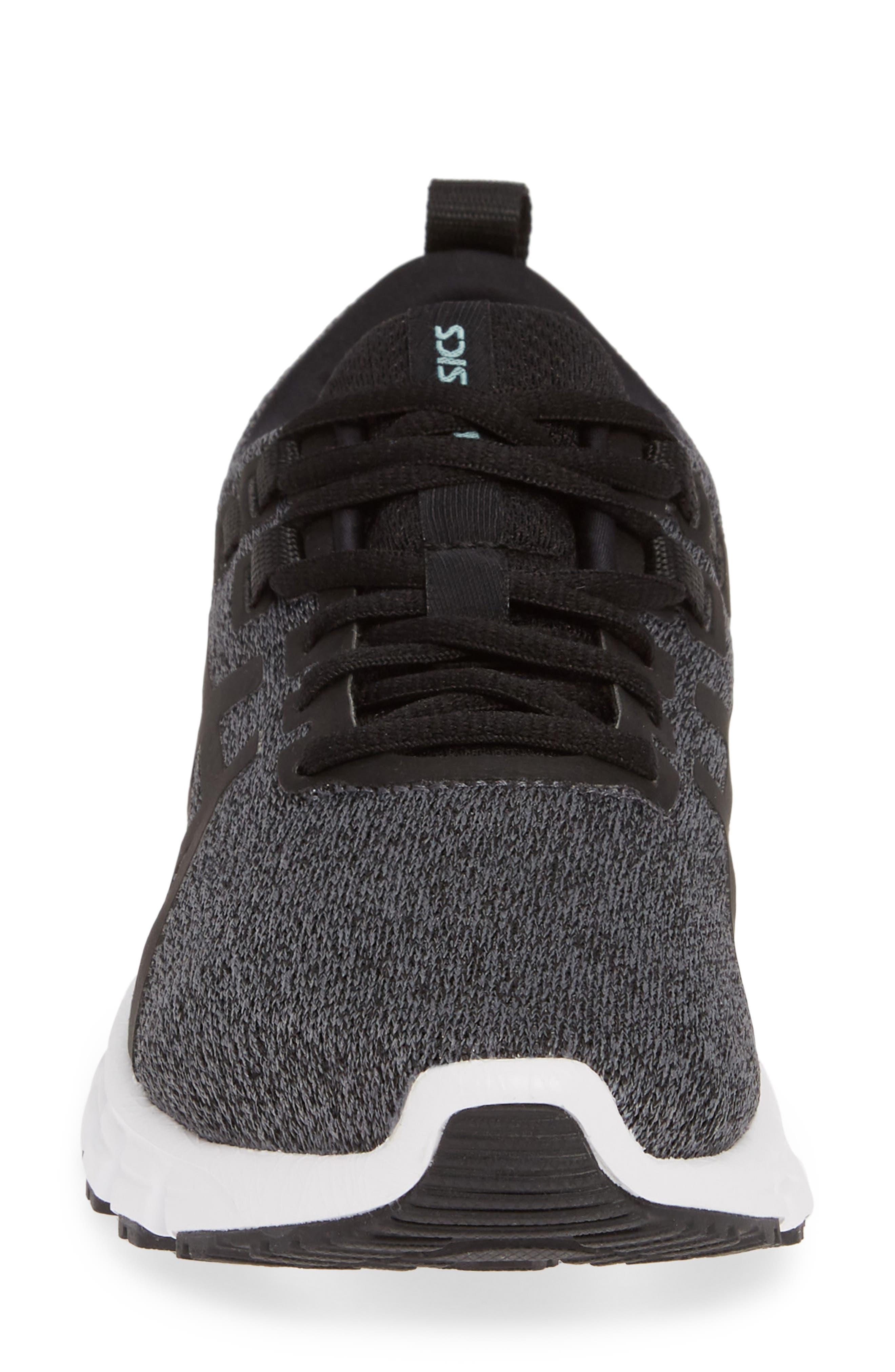 ASICS<SUP>®</SUP>, GEL<sup>®</sup> Quantum 90 Running Shoe, Alternate thumbnail 4, color, 001