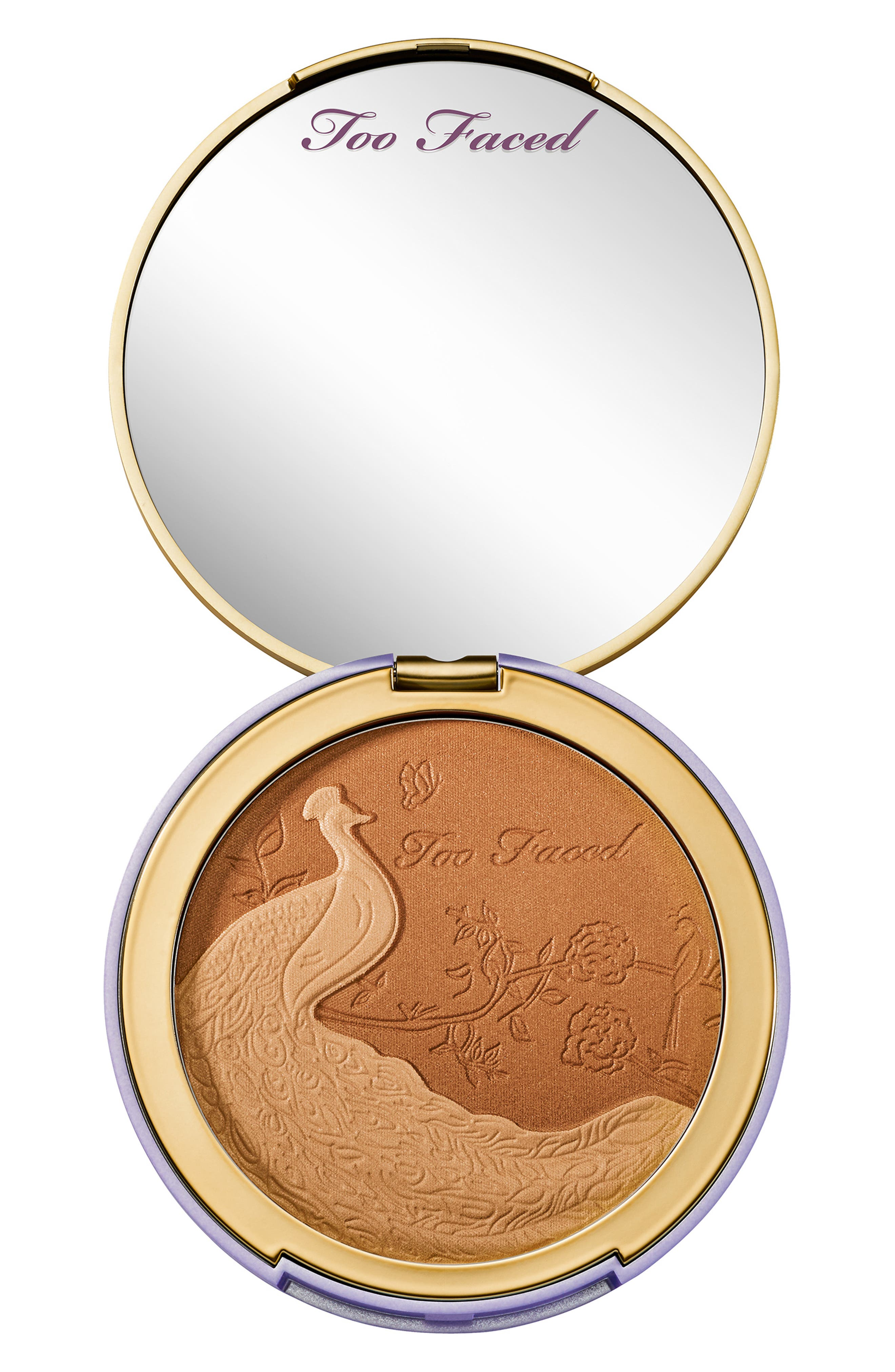 Natural Lust Satin Dual Tone Bronzer by Too Faced