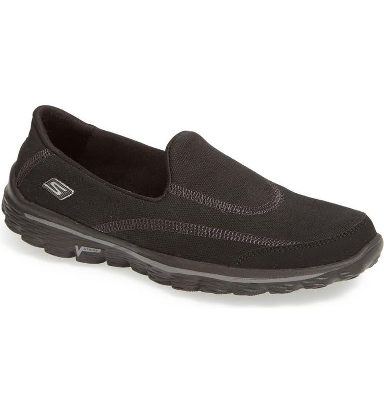 e750d674960 SKECHERS  Fresco GO WALK  Slip-On Walking Shoe (Women)