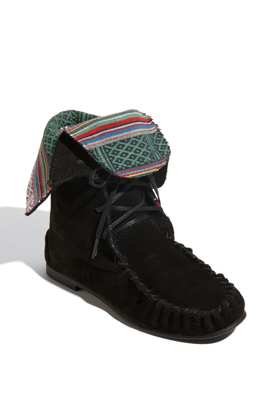 STEVE MADDEN 'Tblanket' Moc Boot, Main, color, 015