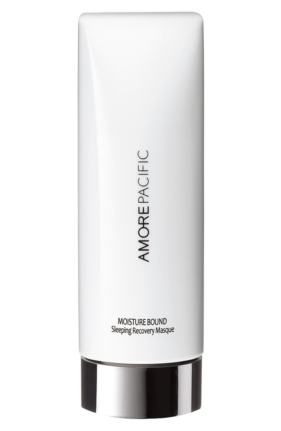 AMOREPACIFIC, 'Moisture Bound' Sleeping Recovery Masque, Alternate thumbnail 3, color, NO COLOR