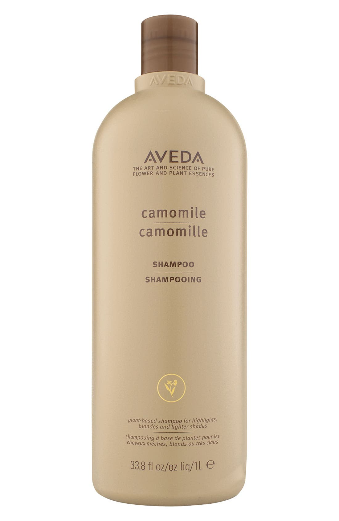 AVEDA Camomile Shampoo, Main, color, NO COLOR