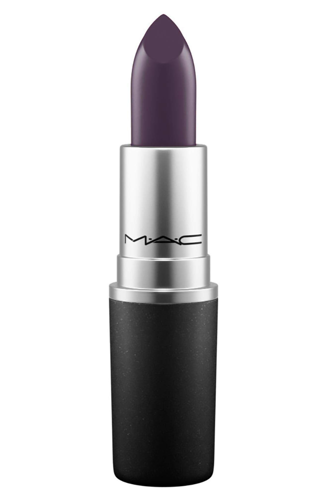 MAC COSMETICS, MAC Throwbacks Lipstick, Main thumbnail 1, color, EPIC