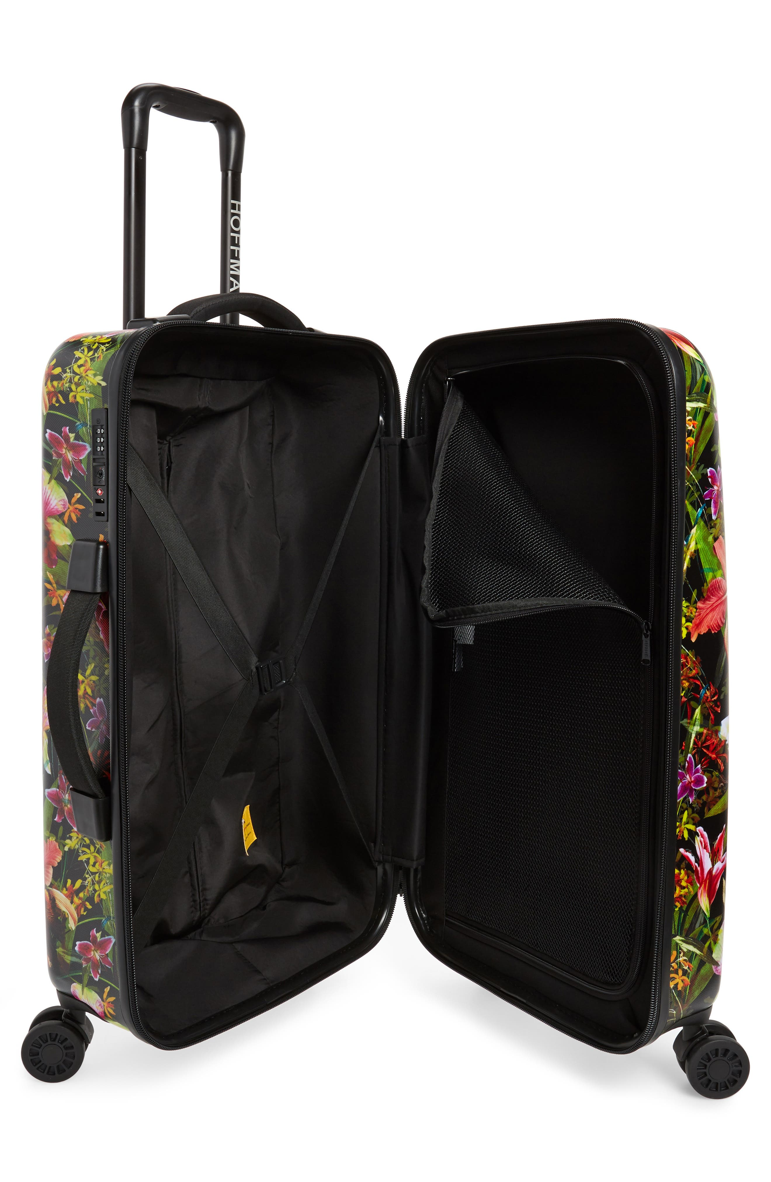 HERSCHEL SUPPLY CO., Trade 29-Inch Medium Wheeled Packing Case, Alternate thumbnail 2, color, JUNGLE HOFFMAN
