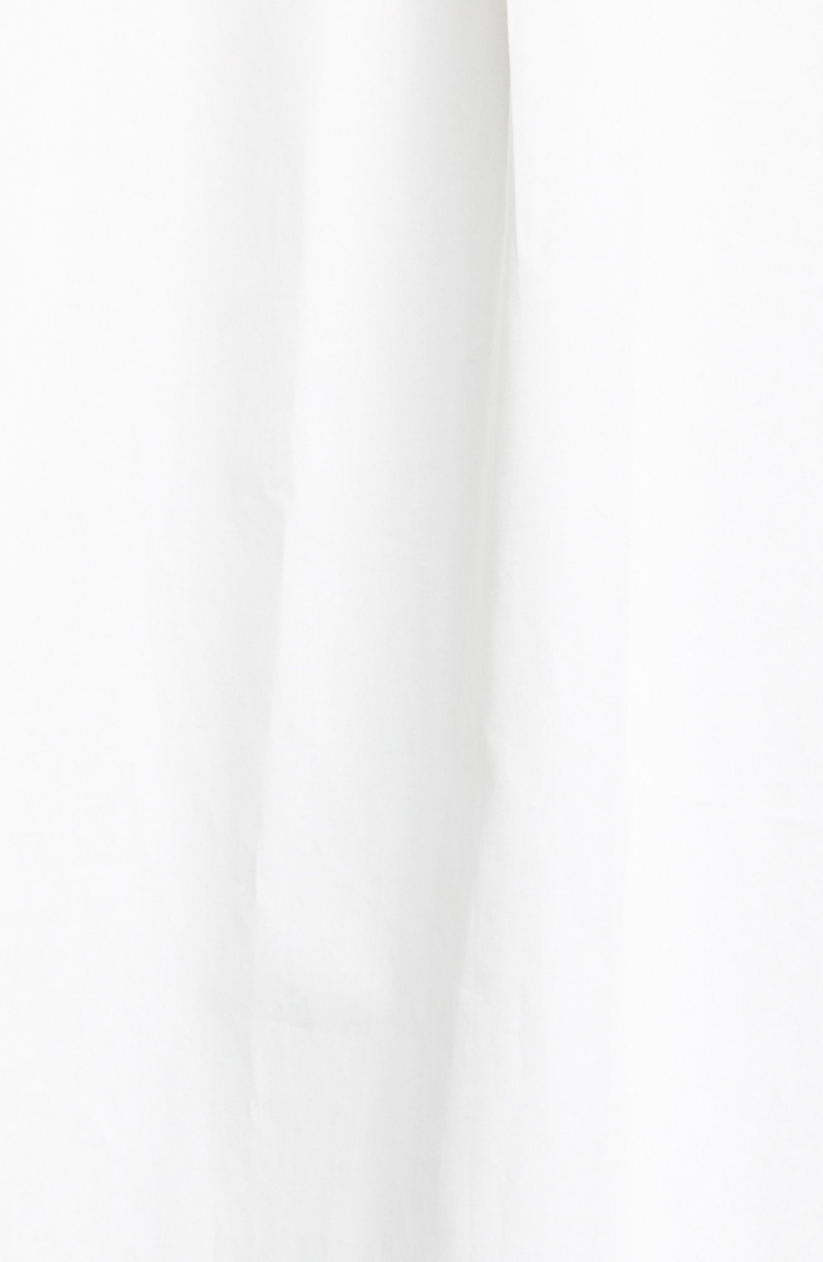 DRIES VAN NOTEN, Dantia Floral Print Cotton Shirt, Alternate thumbnail 5, color, LILAC