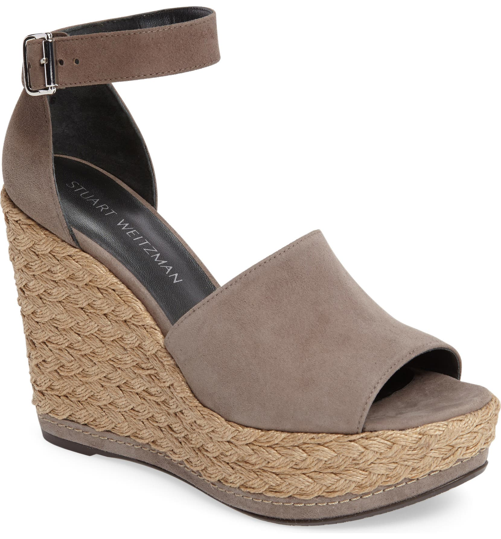 b83ab181c30 Stuart Weitzman Sohojute Platform Wedge Sandal (Women)