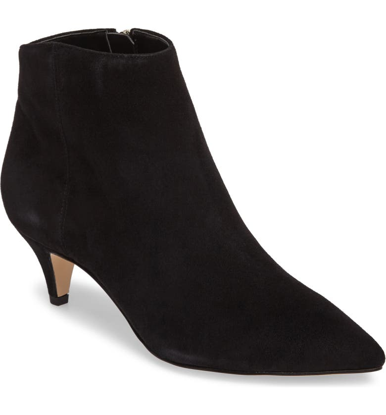 ef2be1805e23 Sam Edelman Kinzey Genuine Calf Hair Pointy Toe Bootie (Women ...