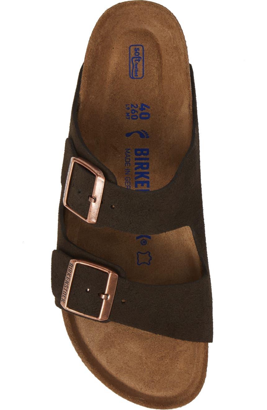 f8e15ccb68e175 Birkenstock  Arizona  Soft Footbed Suede Sandal (Women)