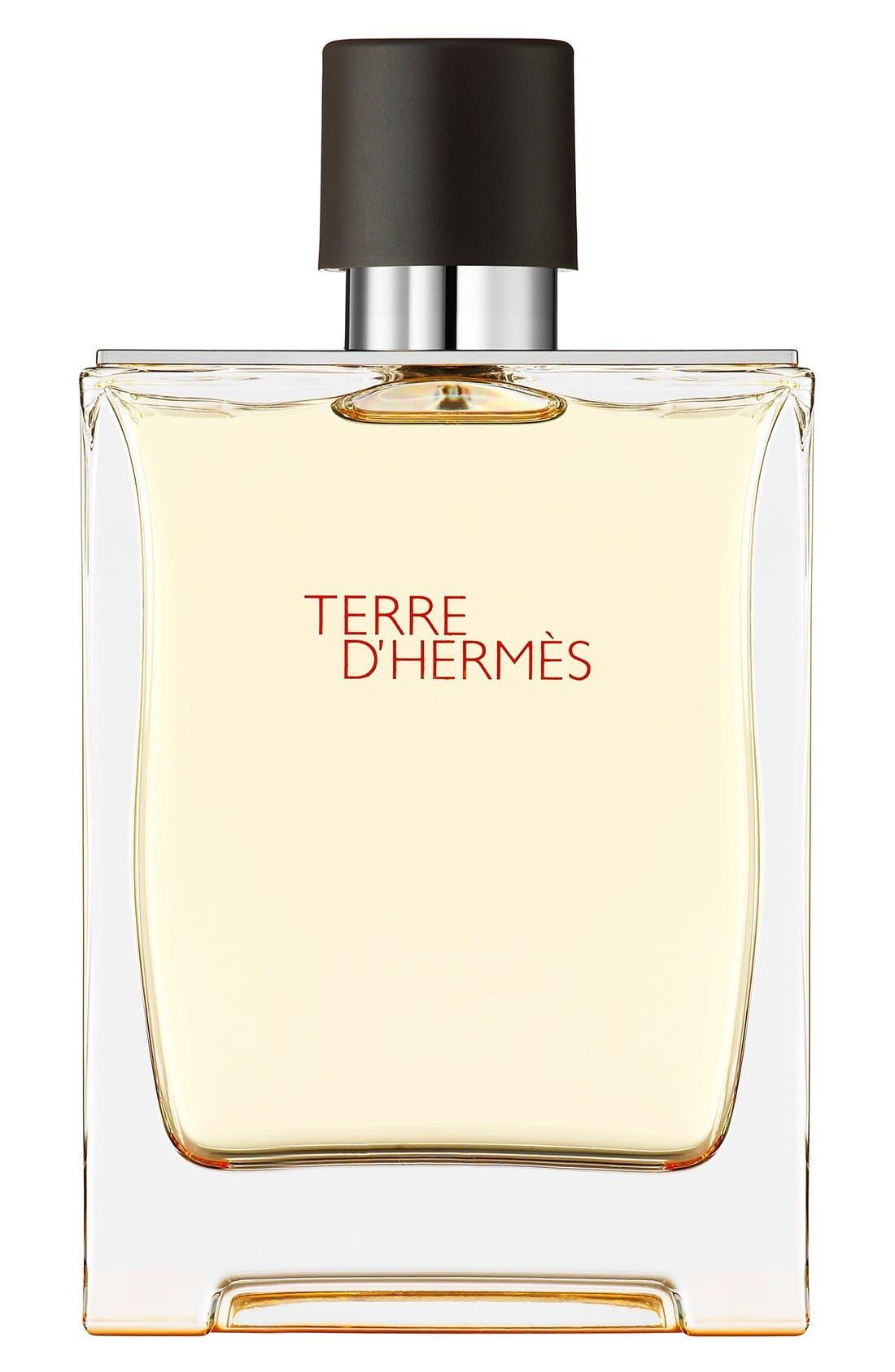 HERMÈS, Terre d'Hermès - Eau de toilette, Alternate thumbnail 3, color, NO COLOR