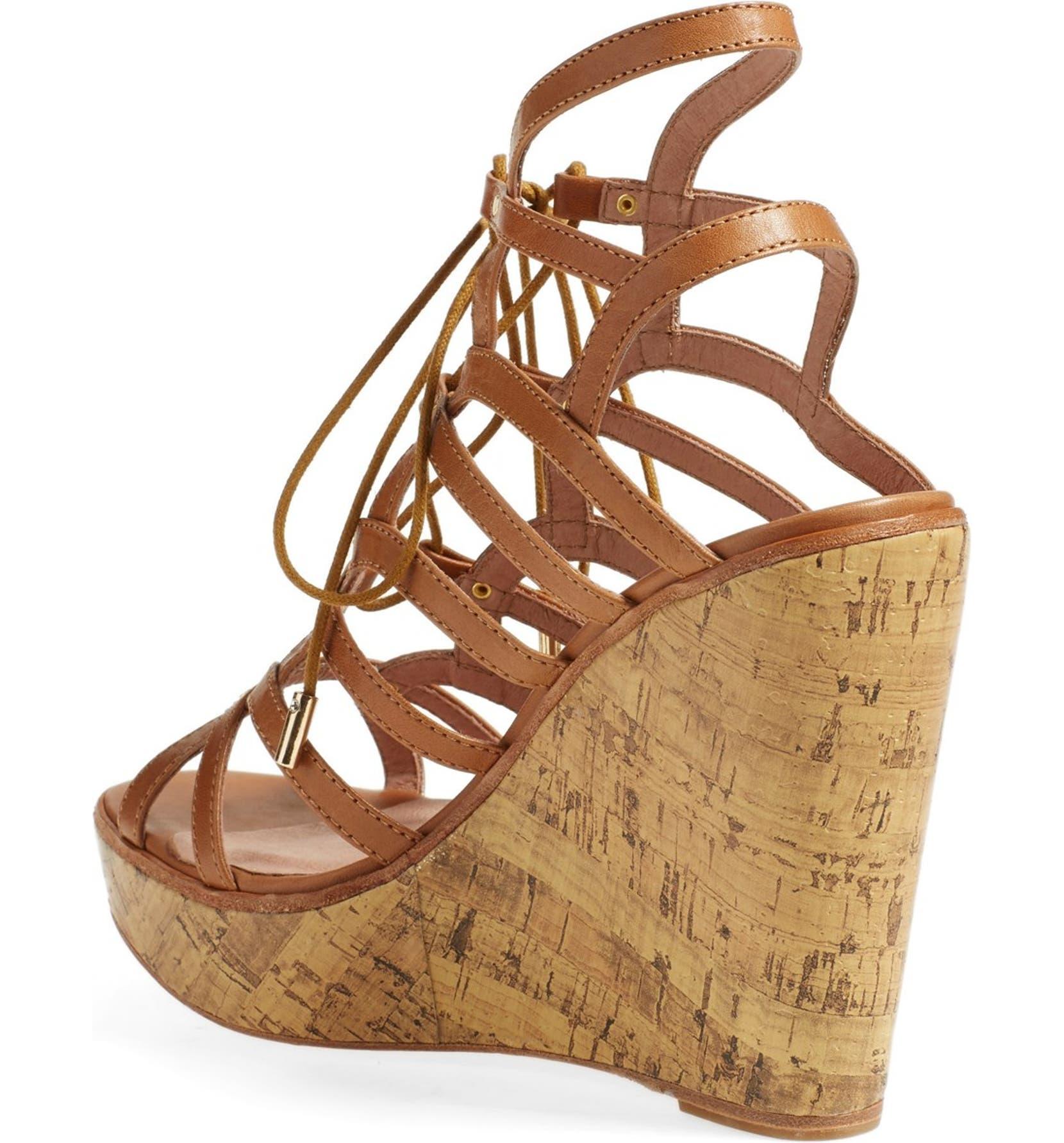 d9ea355d6dd Joie  Larissa  Platform Wedge Sandal (Women)