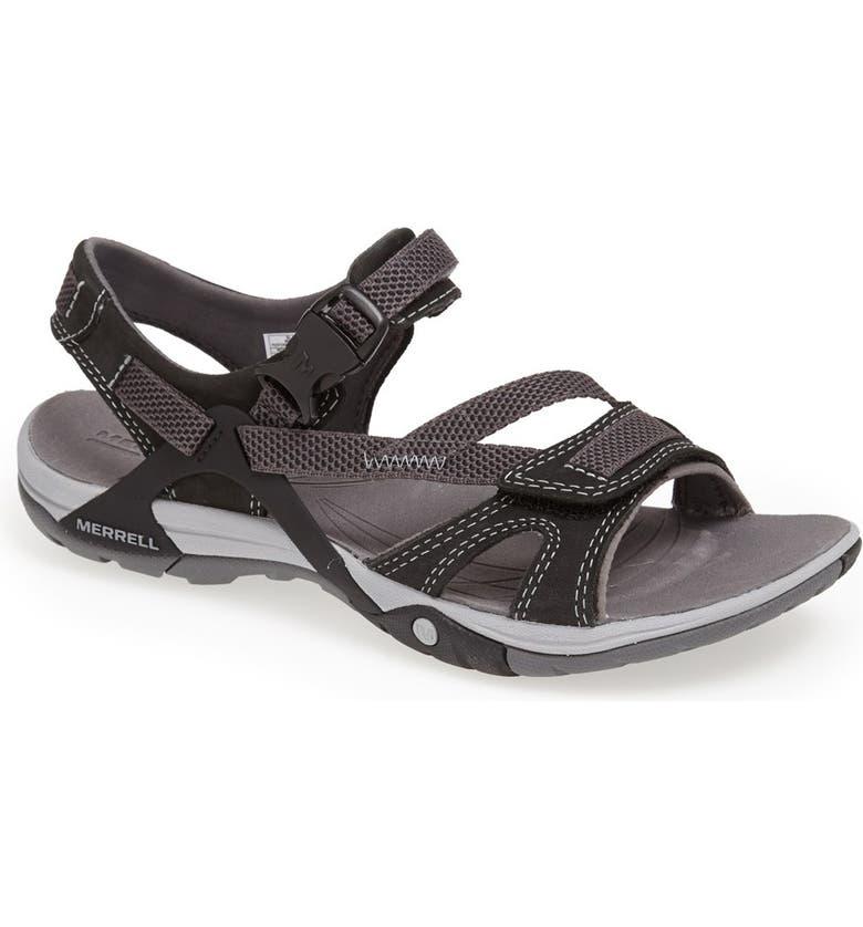 b0a6a1ee5fc2 Merrell  Azura Strap  Sandal (Women)