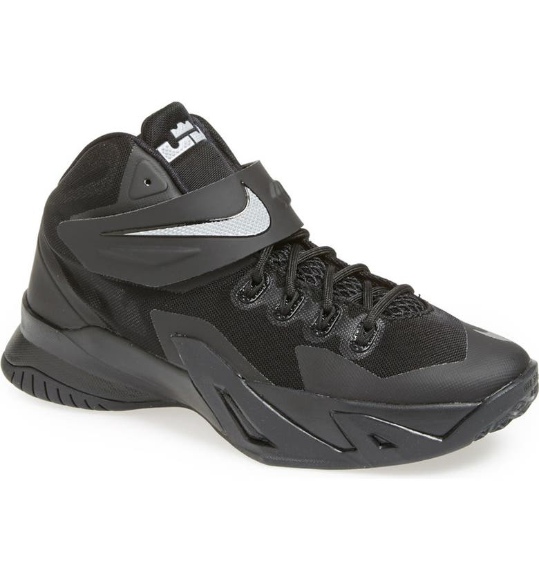 0080e75ae8ddb Nike  Zoom LeBron Soldier VIII  Basketball Shoe (Big Kids)