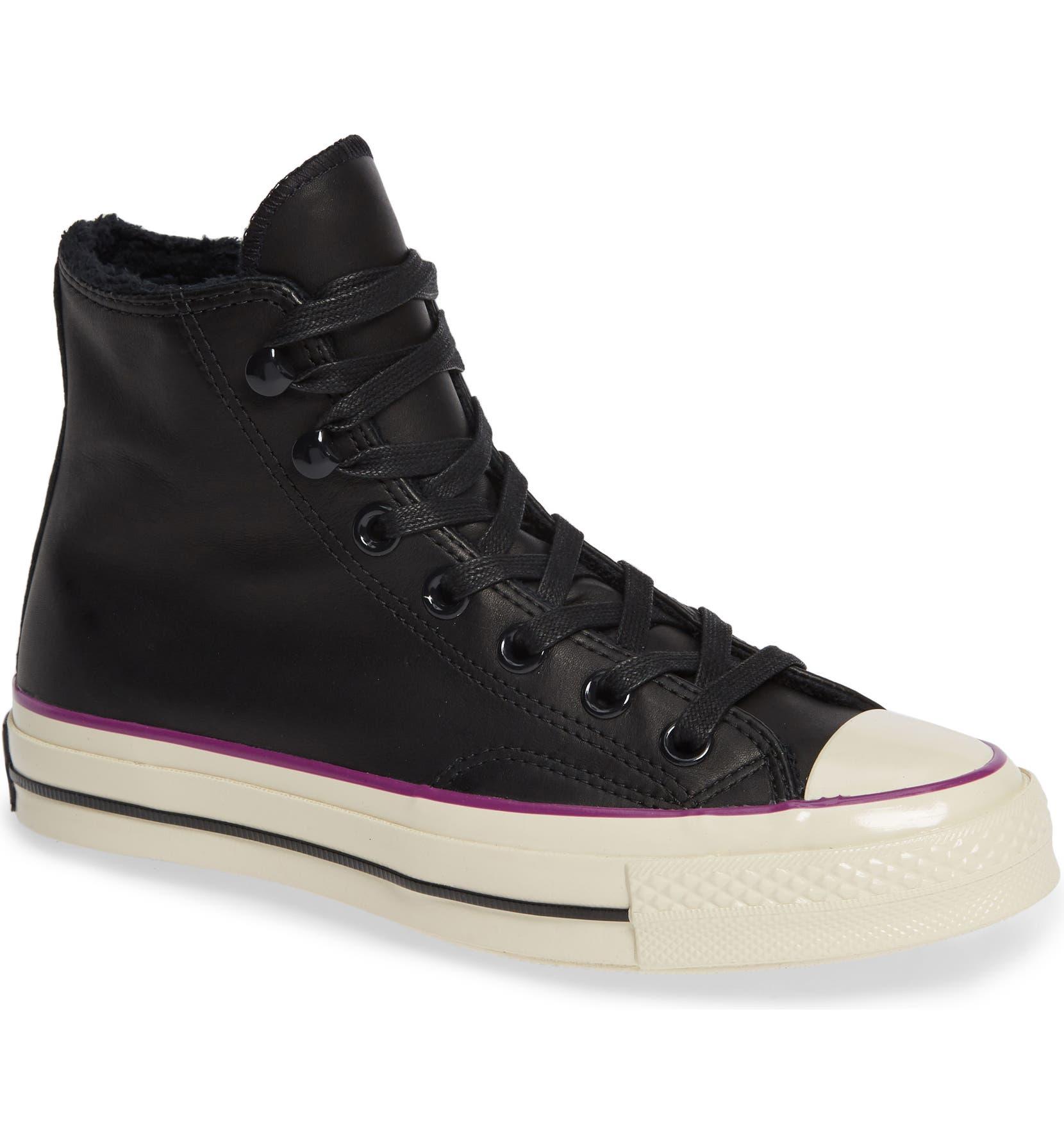 93dd81b8e332 Converse Chuck Taylor® All Star® CT 70 Street Warmer High Top Sneaker  (Women)