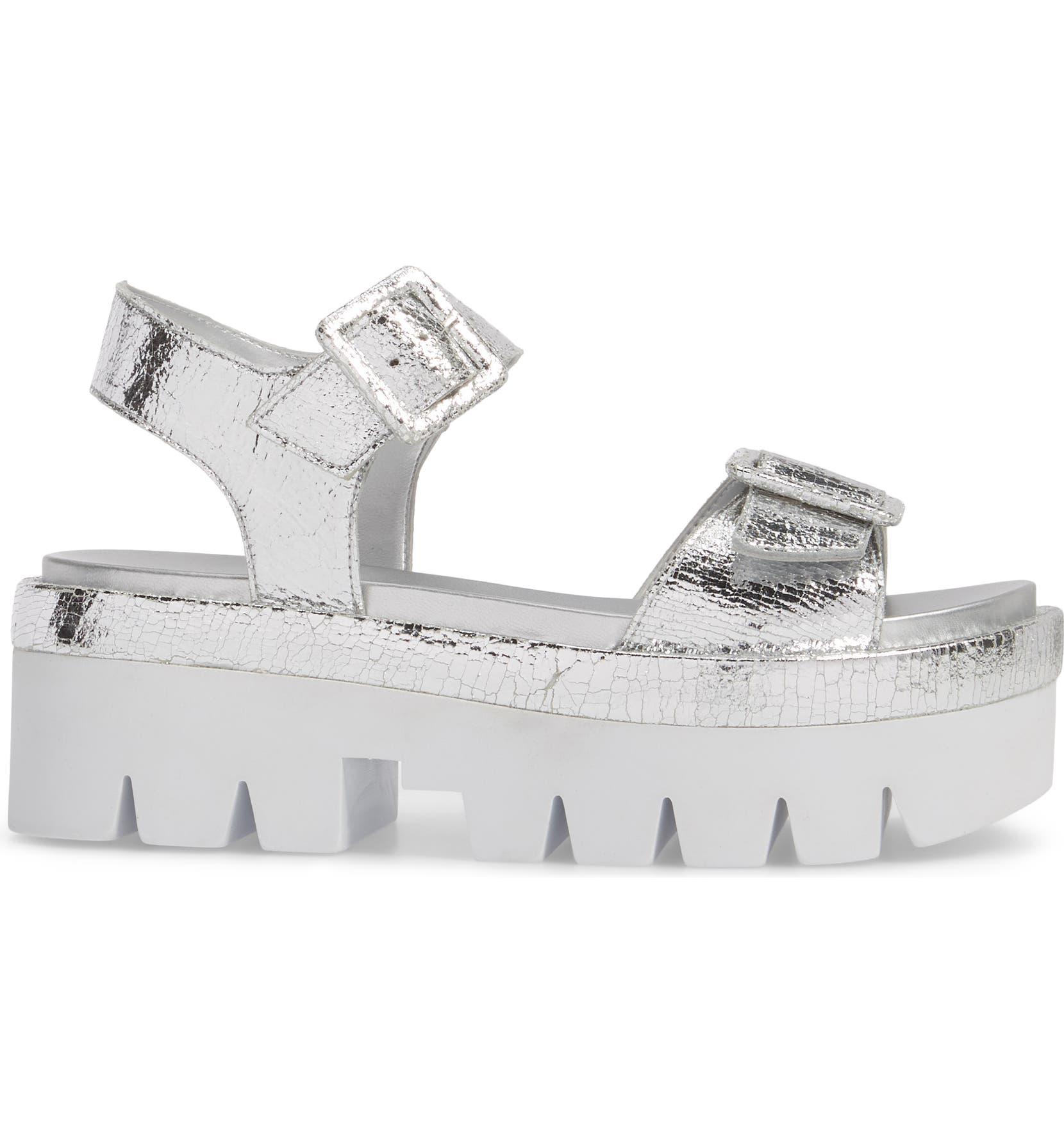 94a7c240ae3e KENDALL + KYLIE Wave Platform Sandal (Women)