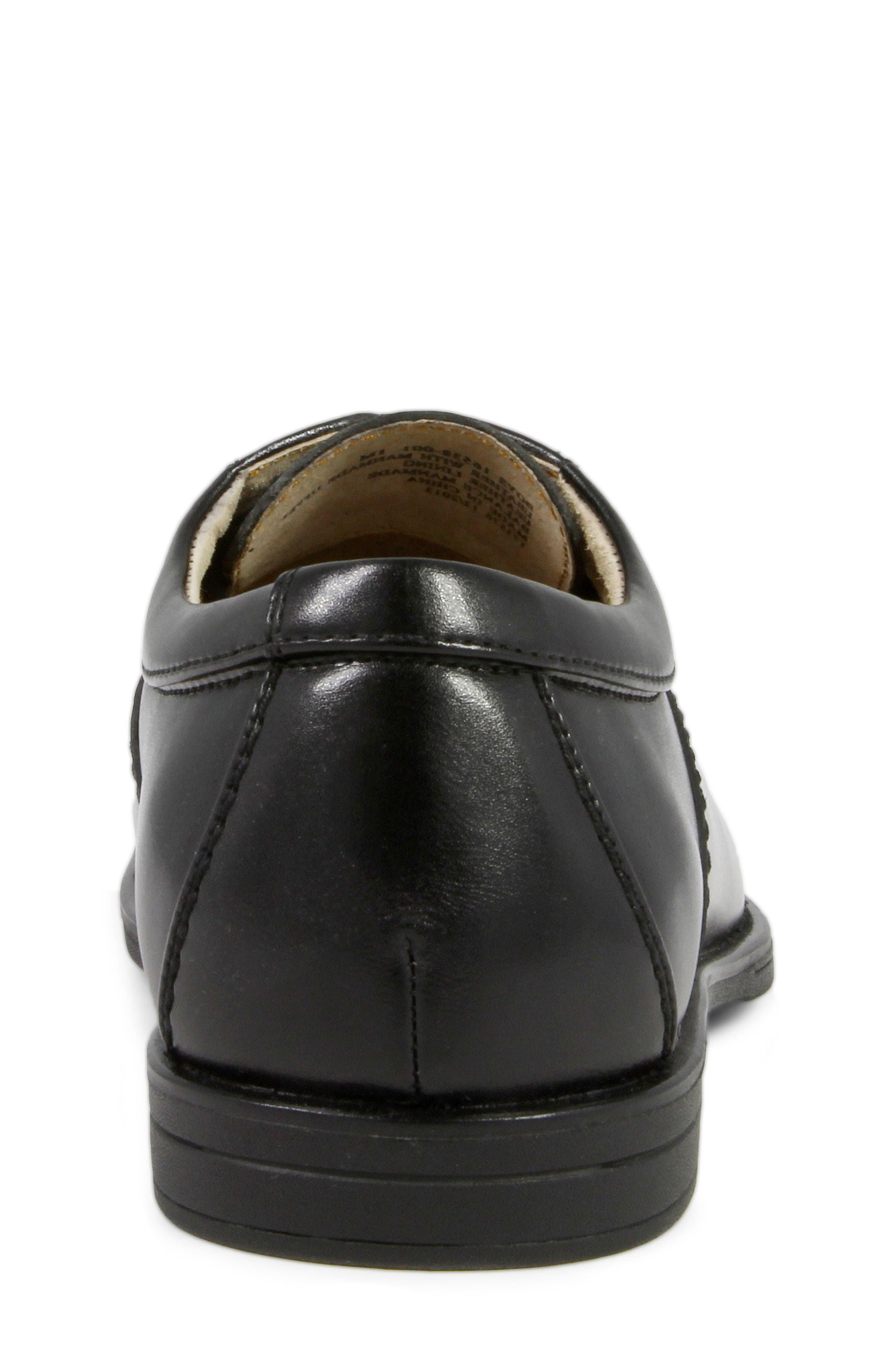 FLORSHEIM, 'Reveal' Oxford, Alternate thumbnail 9, color, BLACK