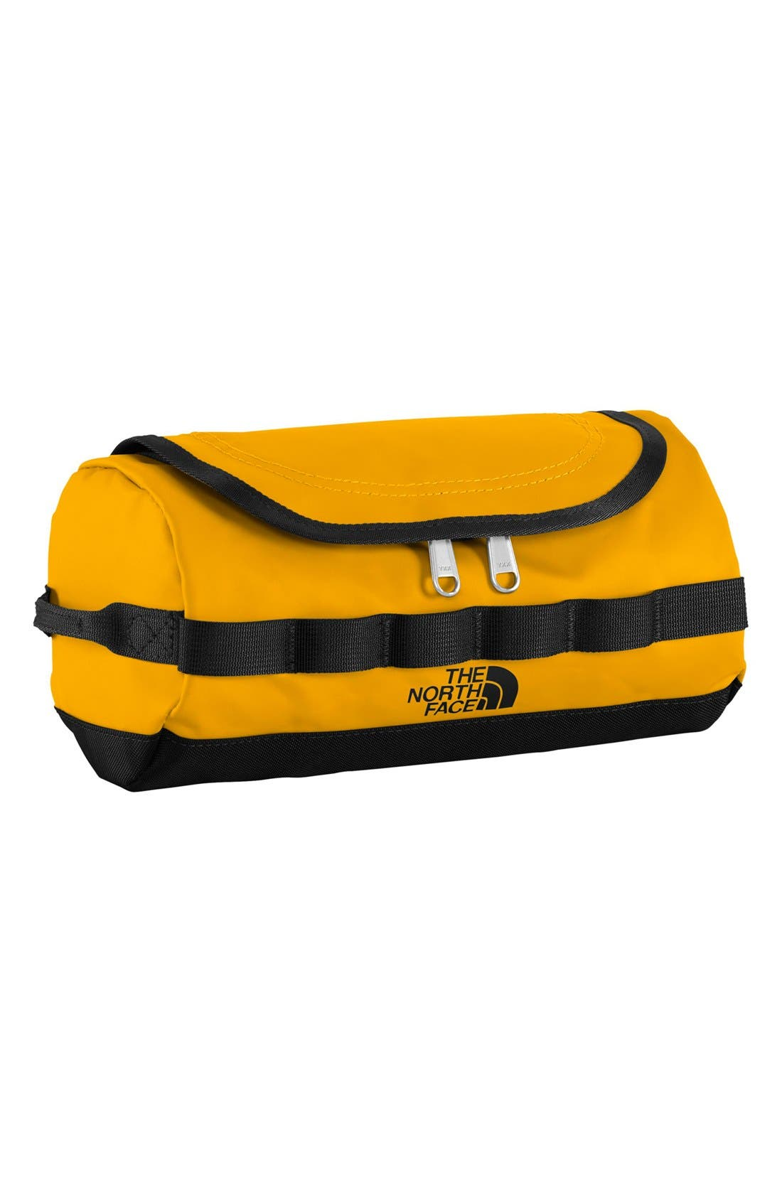 THE NORTH FACE, Travel Canister, Main thumbnail 1, color, SUMMIT GOLD/ TNF BLACK